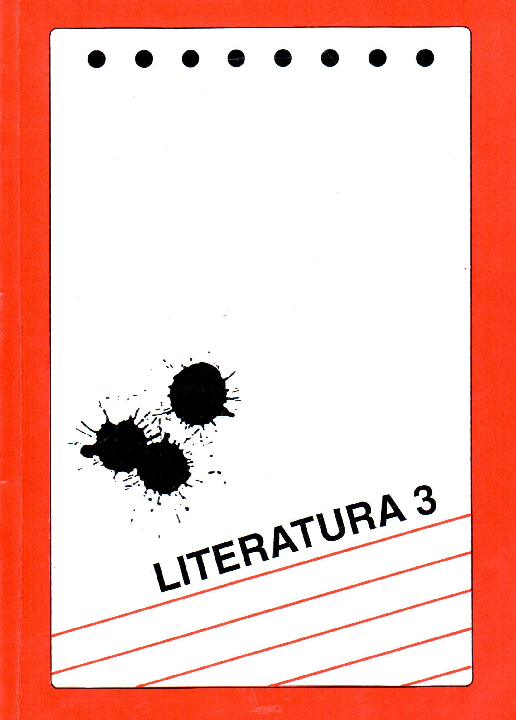 Literatura 3: Dějiny literatury pro 3. ročník středních škol - Náhled učebnice