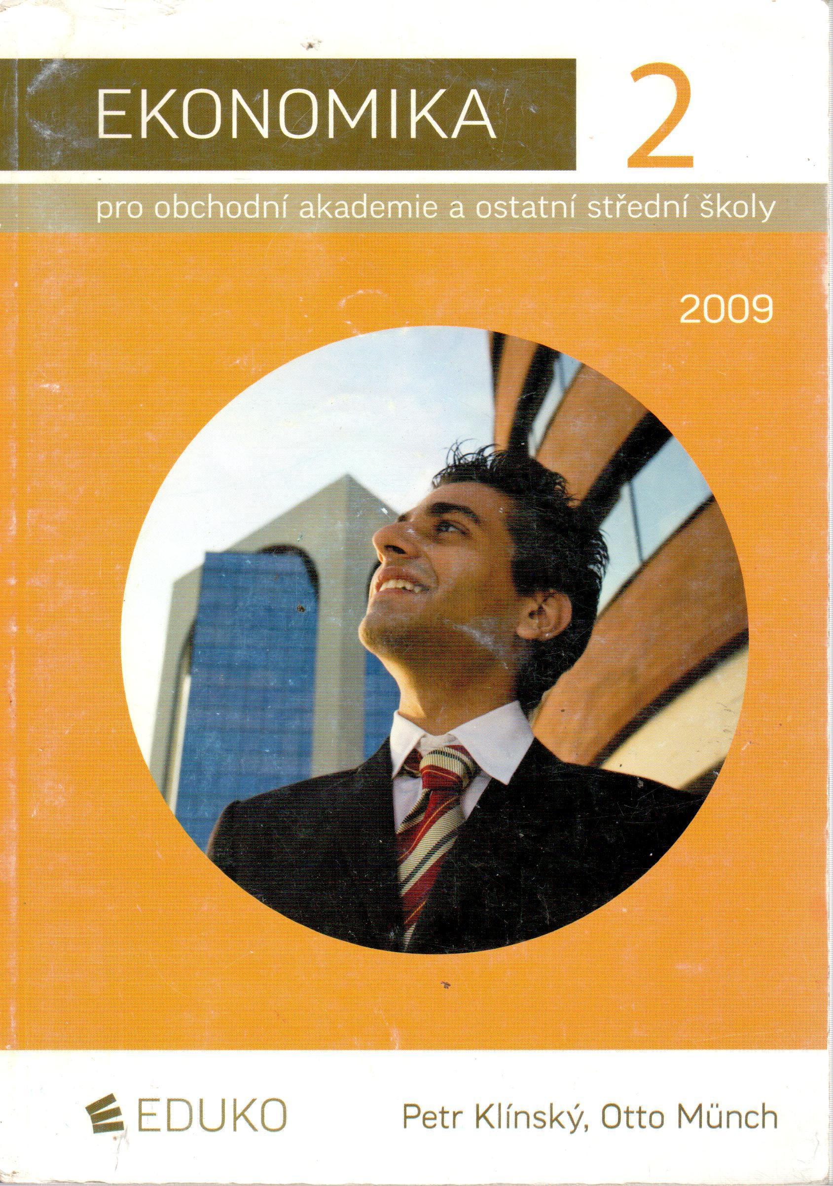 Ekonomika 2 pro obchodní akademie a ostatní střední školy - Náhled učebnice
