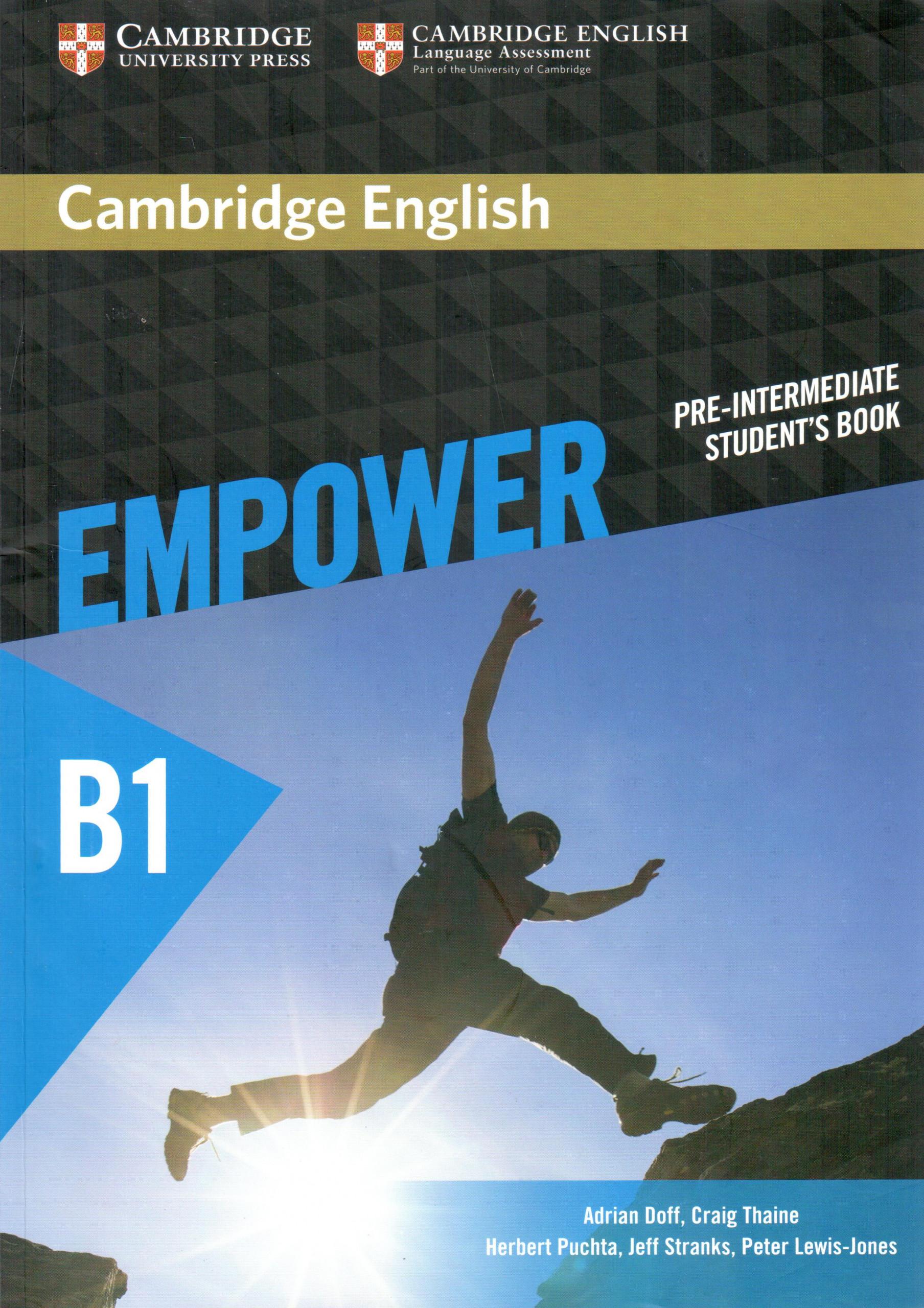 Cambridge English Empower: Pre-intermediate Student's Book - Náhled učebnice