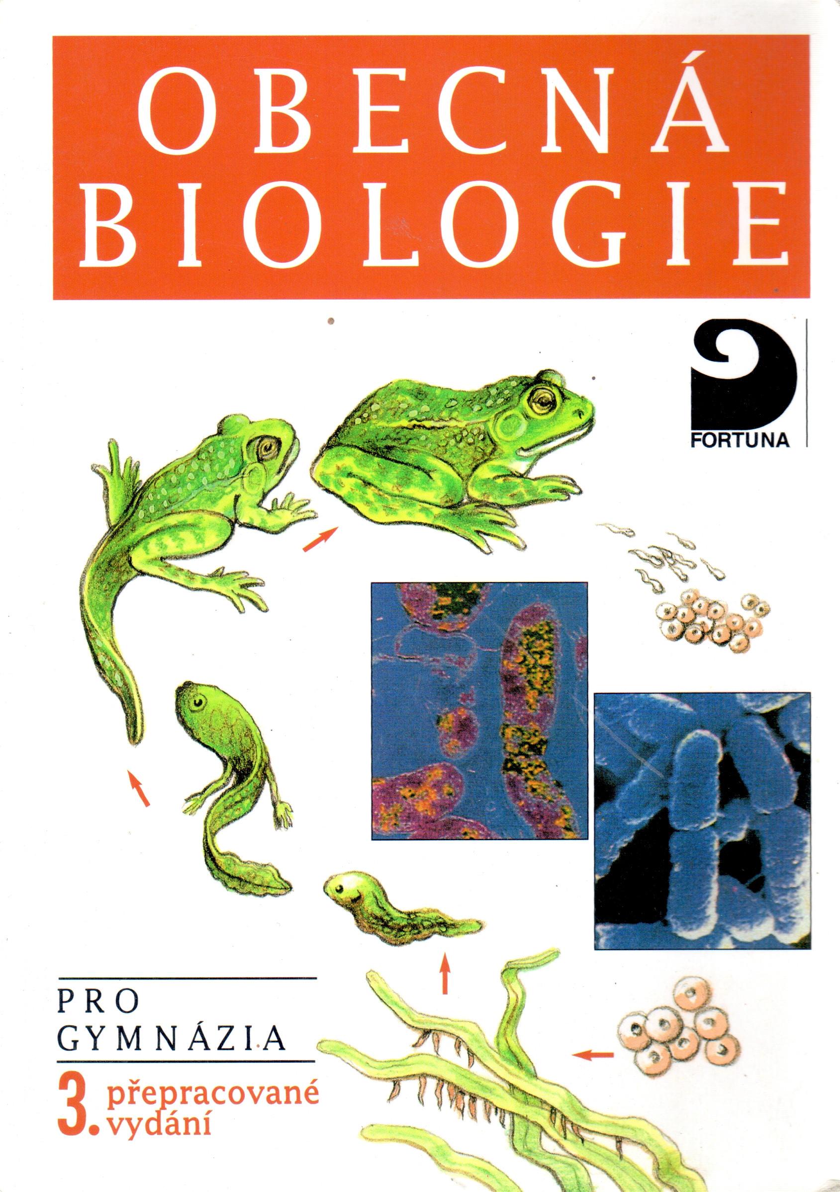 Obecná biologie pro gymnázia (3. vydání) - Náhled učebnice