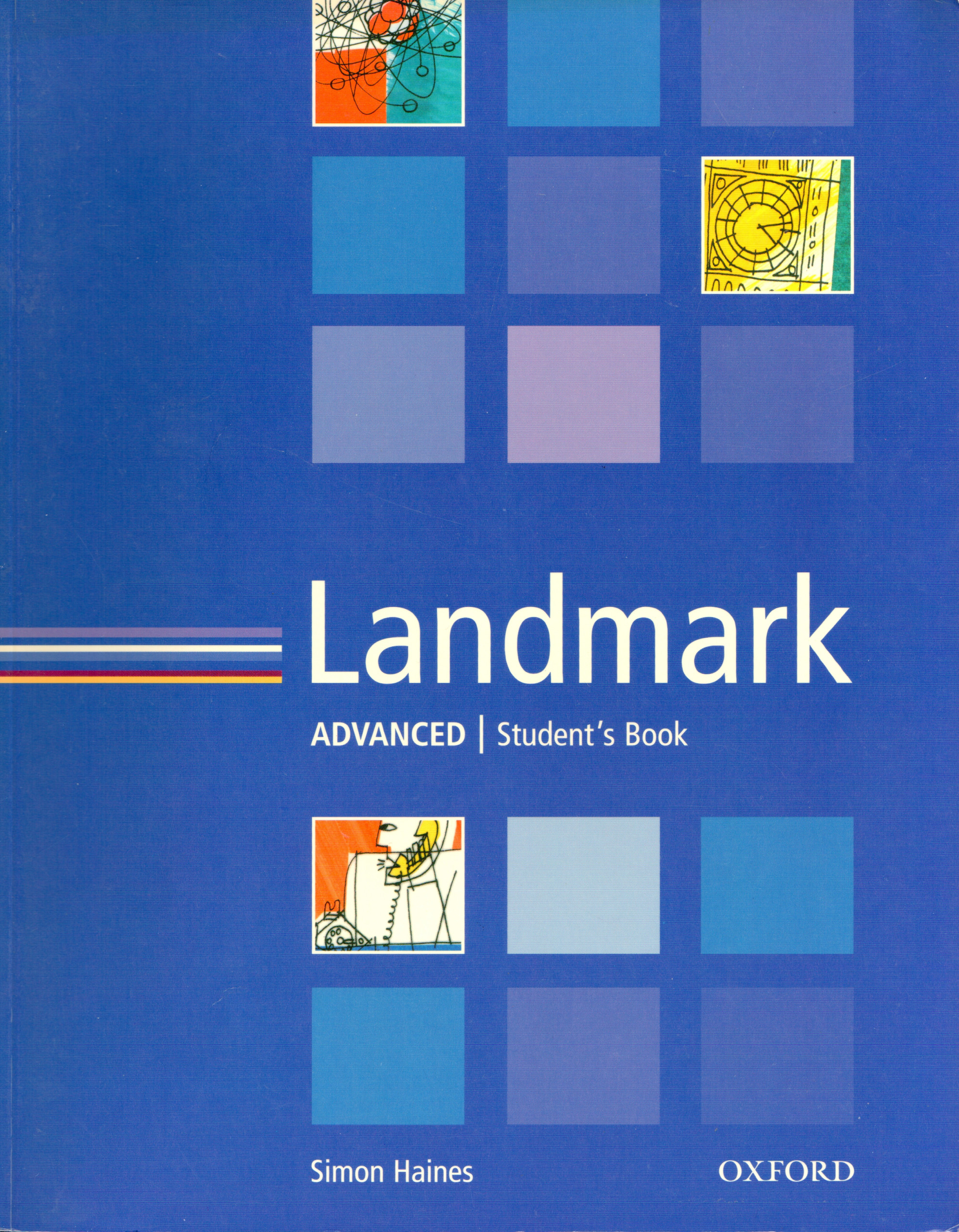 Landmark: Advanced Student's Book - Náhled učebnice
