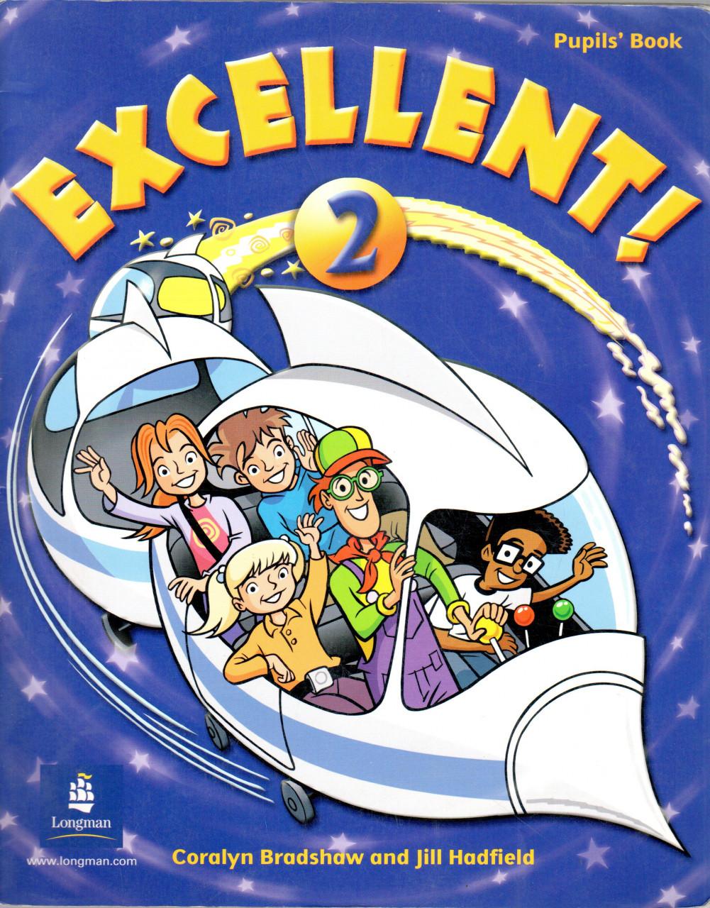 Excellent! 2 (Pupils´ Book)