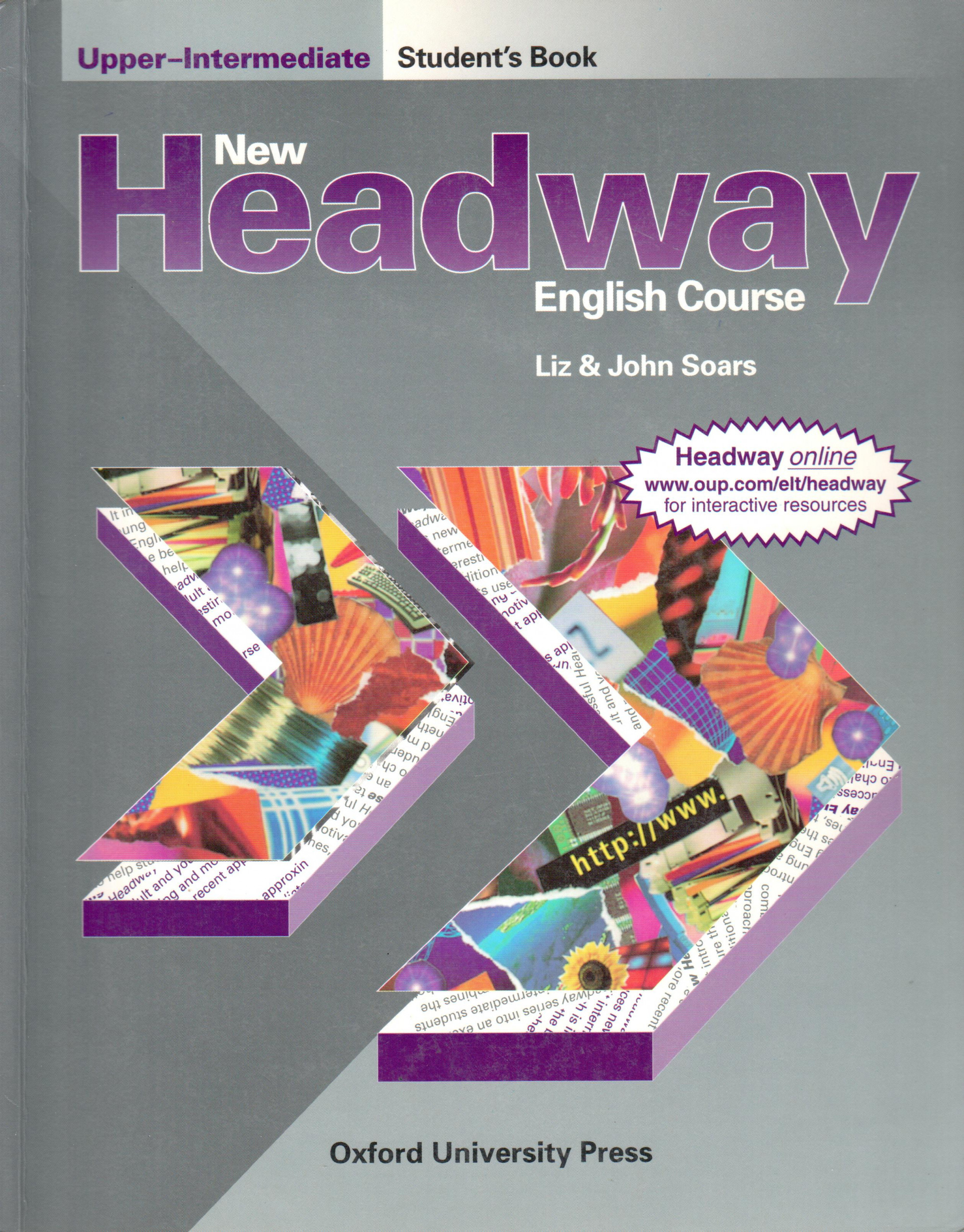 New Headway English: Upper-intermediate Student's Book - Náhled učebnice