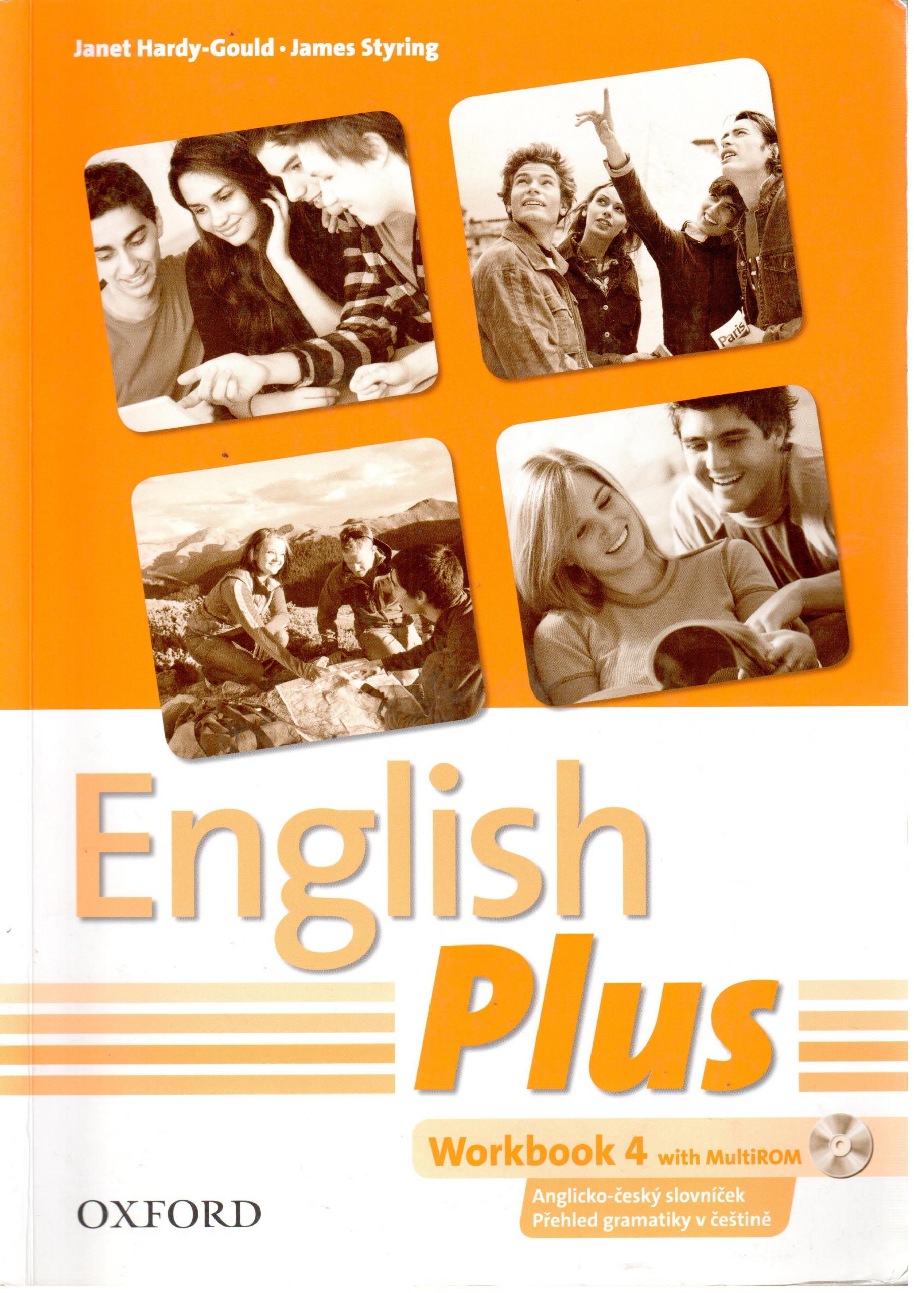 English Plus 4: Workbook with MultiROM - Náhled učebnice