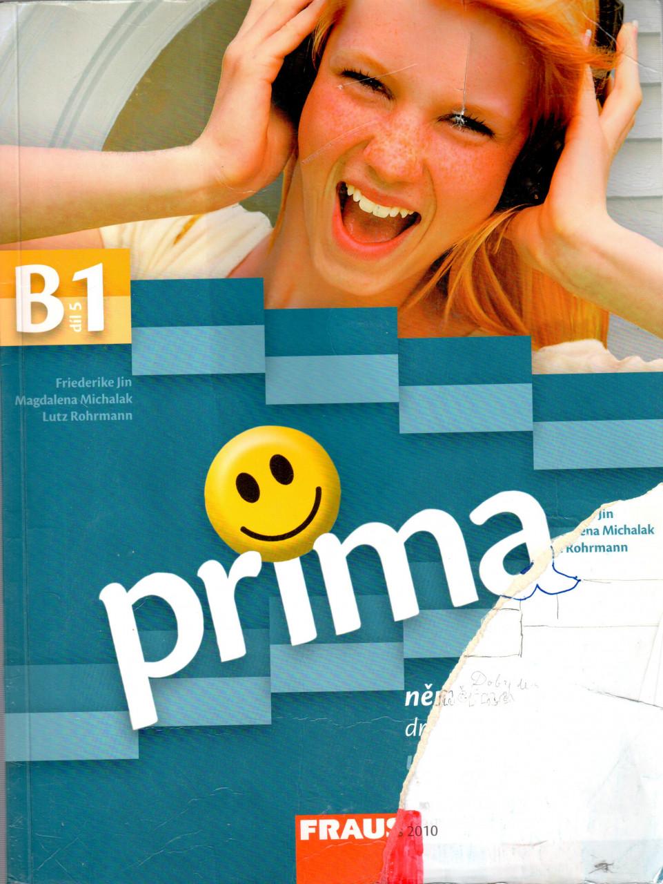Prima B1 / díl 5 : učebnice
