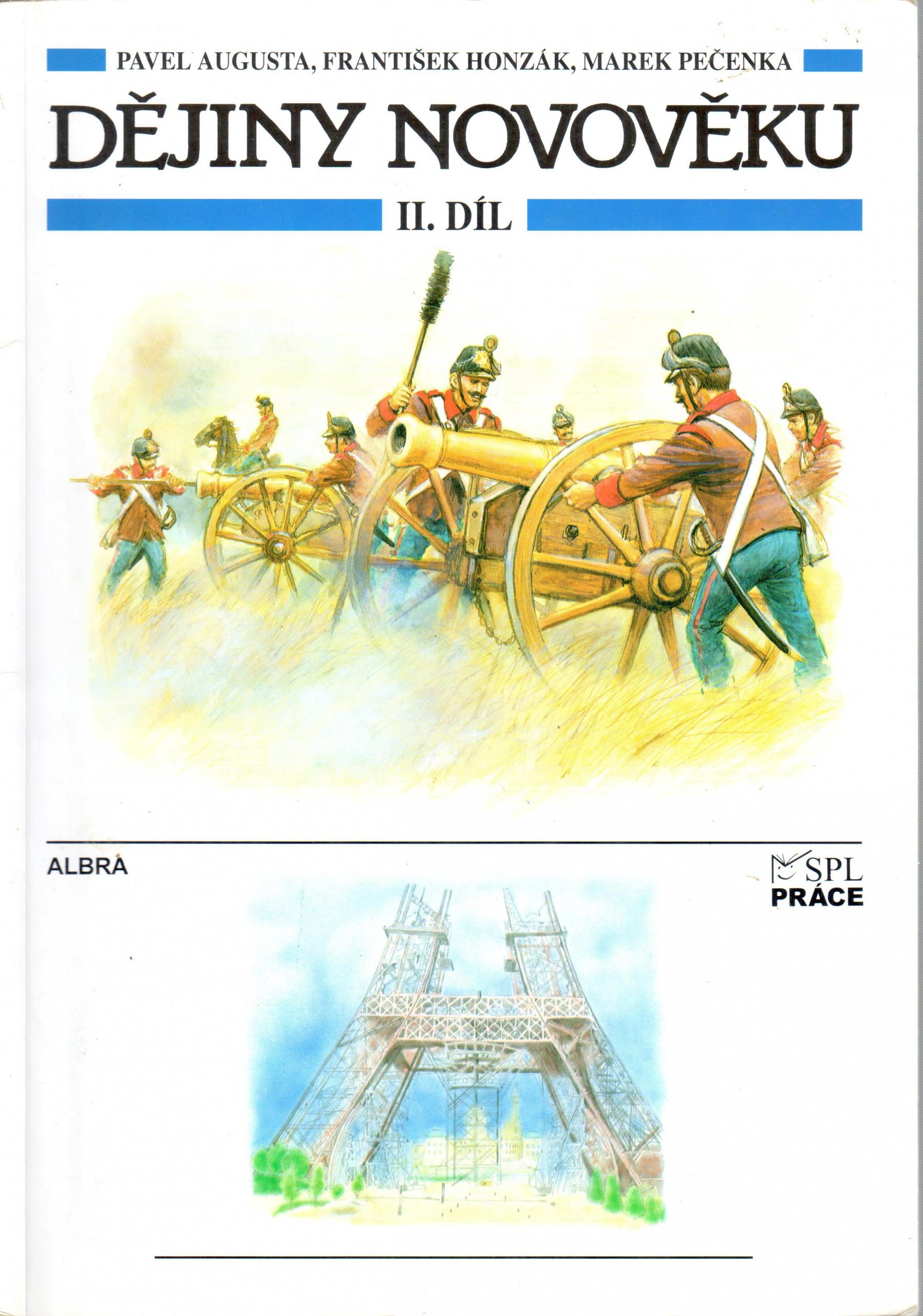 Dějiny novověku (2. díl) - Náhled učebnice