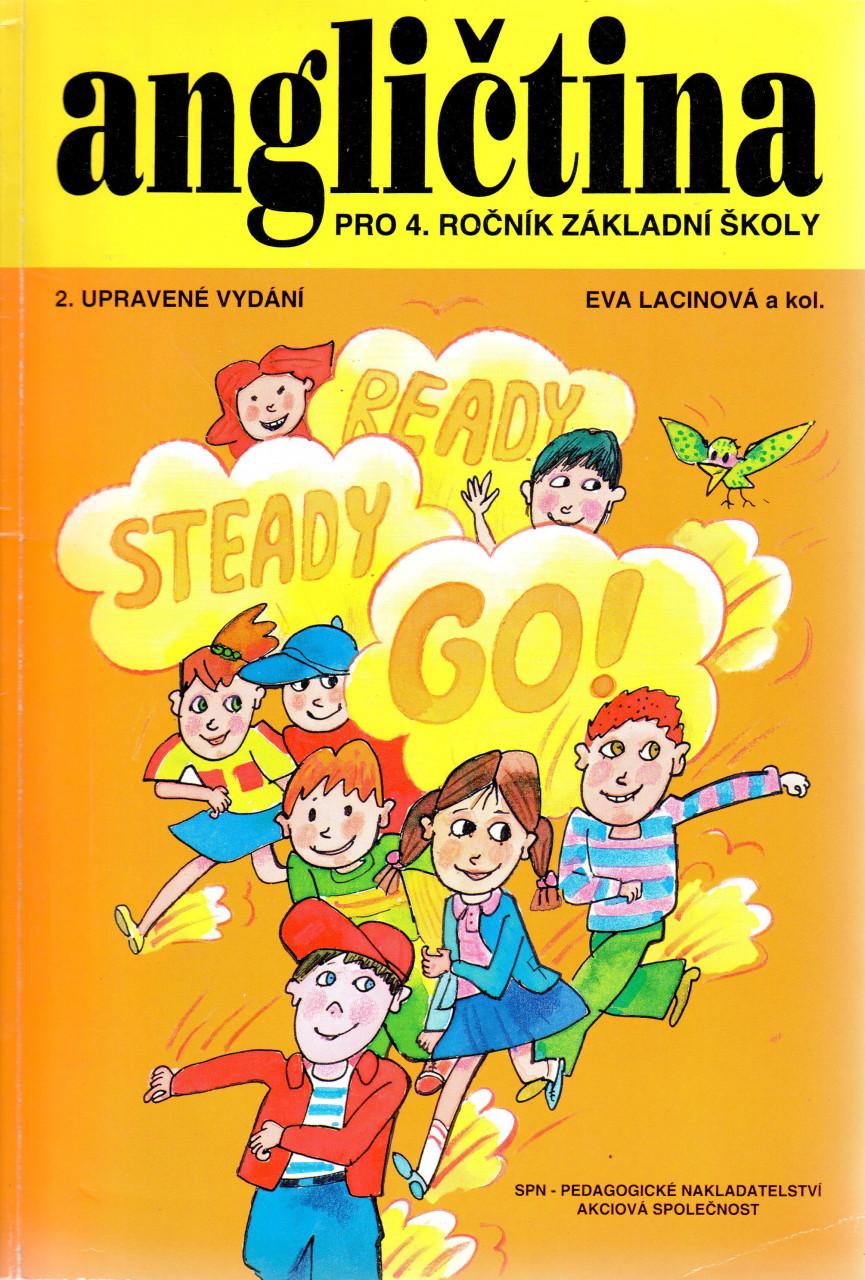 Angličtina pro 4. ročník základní školy, učebnice zpracovaná podle osnov vzdělávacího programu Základní škola
