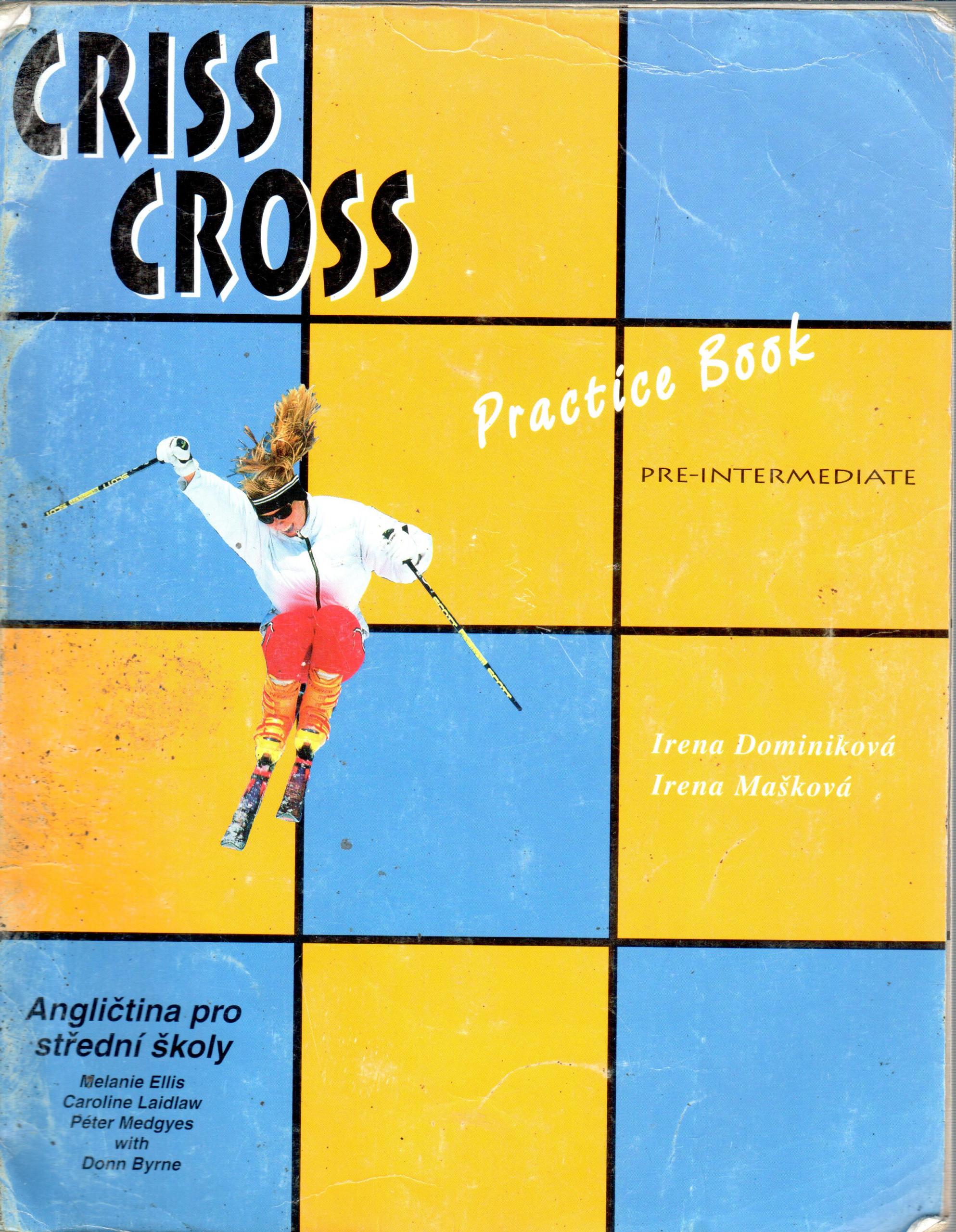 Criss Cross Practice Book Pre-intermediate - Náhled učebnice