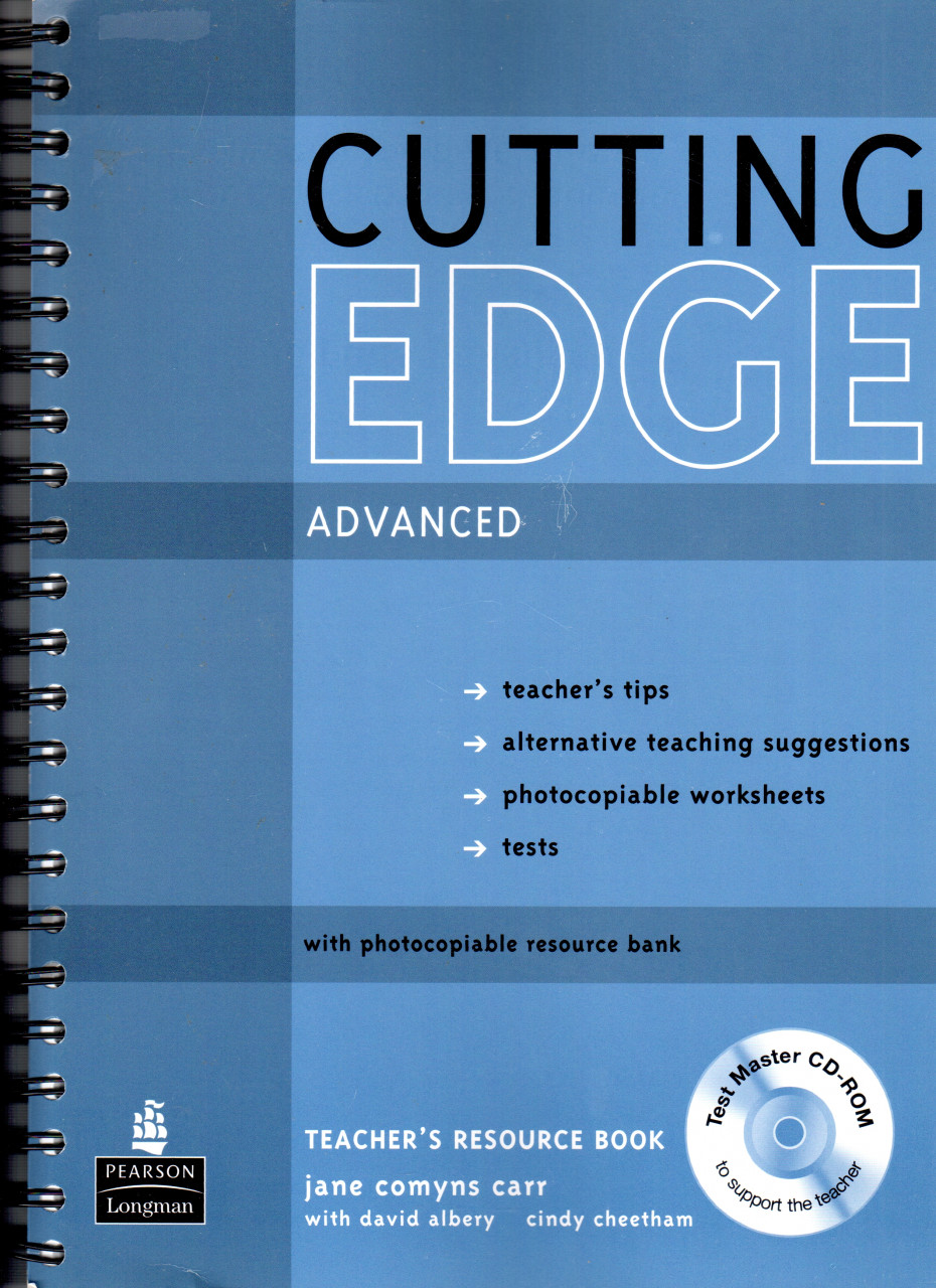 Cutting Edge Advanced Teacher s Resource Book