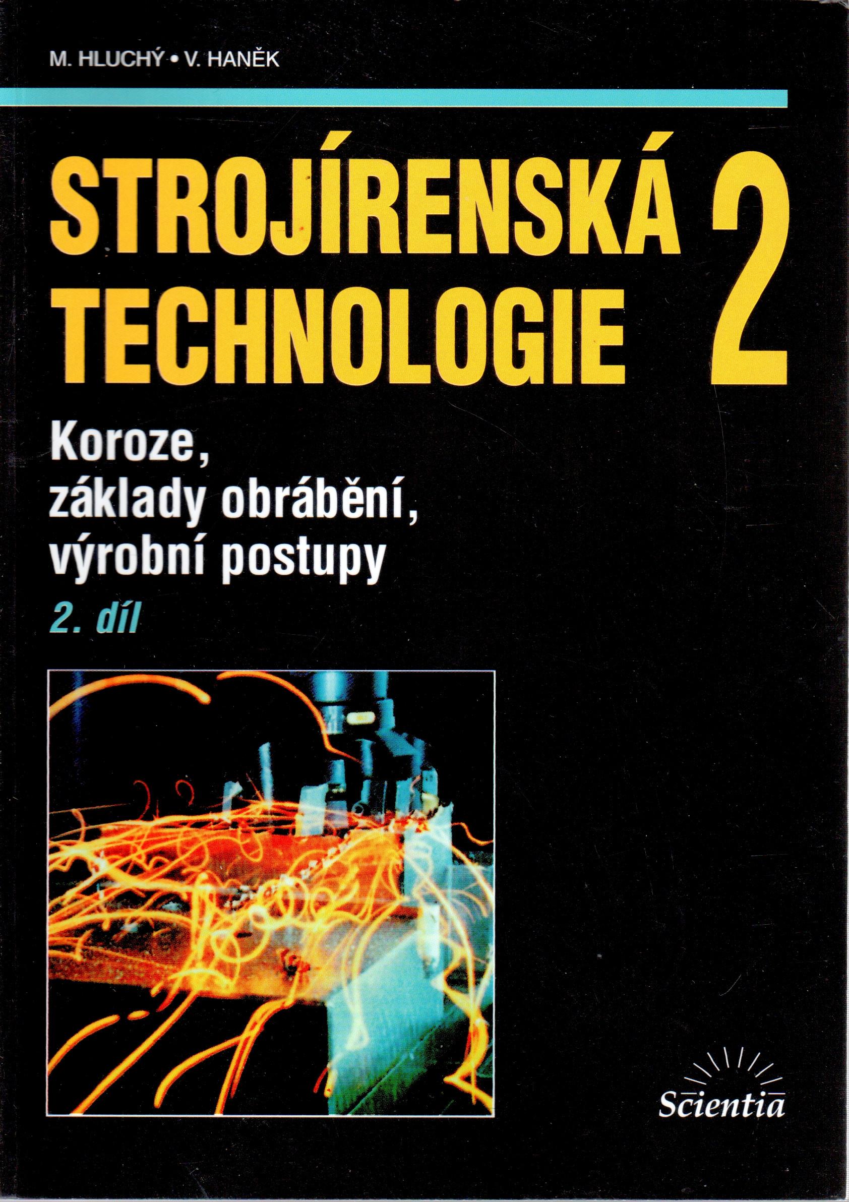 Strojírenská technologie 2, 2. díl - Náhled učebnice