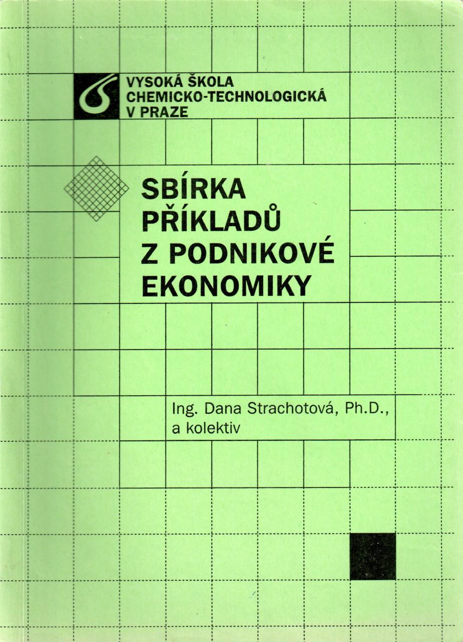 Sbírka příkladů z podnikové ekonomiky
