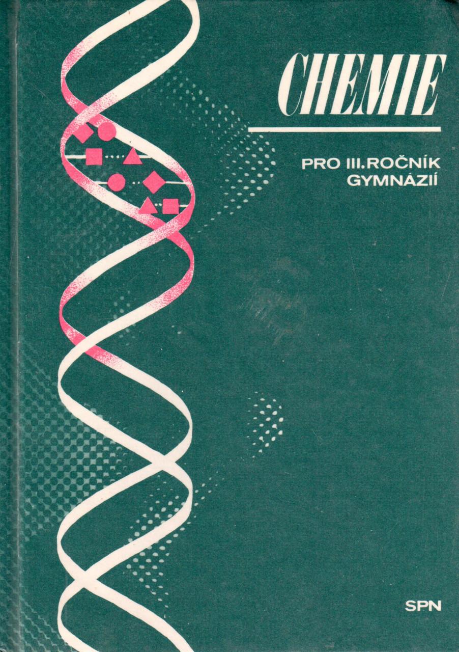 Chemie pro III. ročník gymnázií