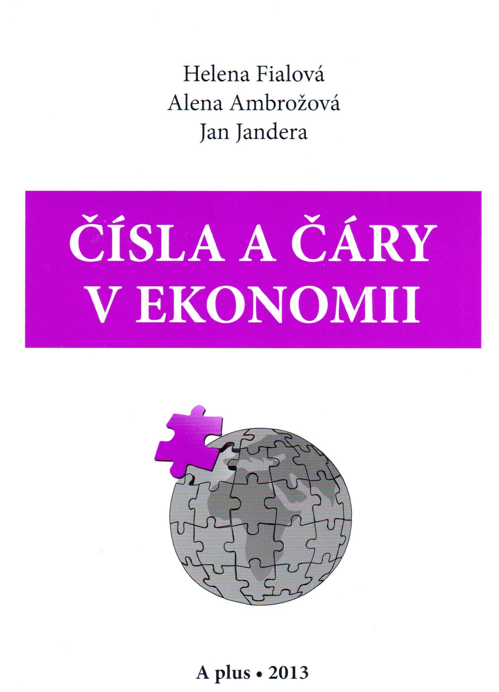 Čísla a čáry v ekonomii - Náhled učebnice
