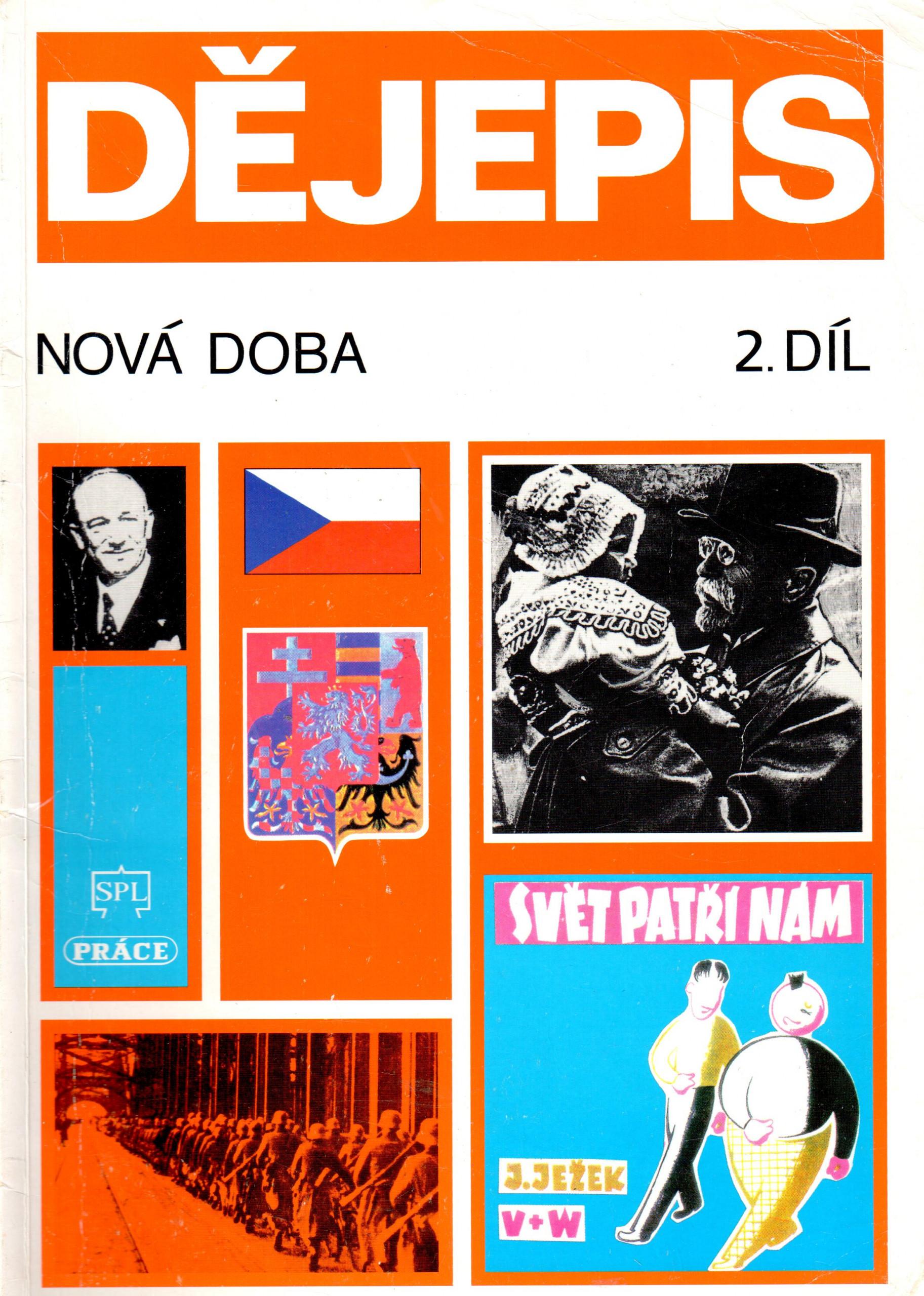 Dějepis - Nová Doba 2.Díl - Náhled učebnice