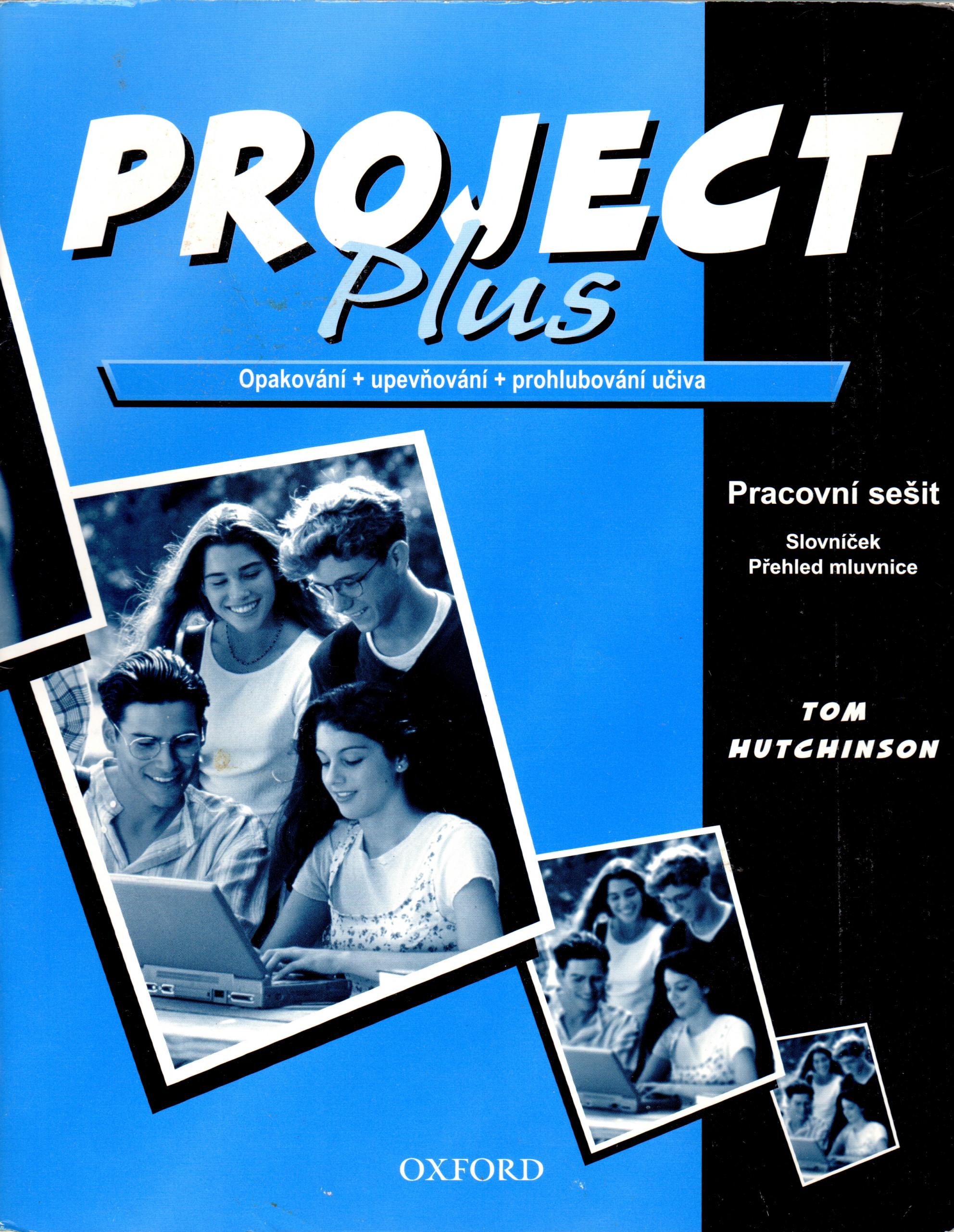 Project Plus: Workbook - Náhled učebnice