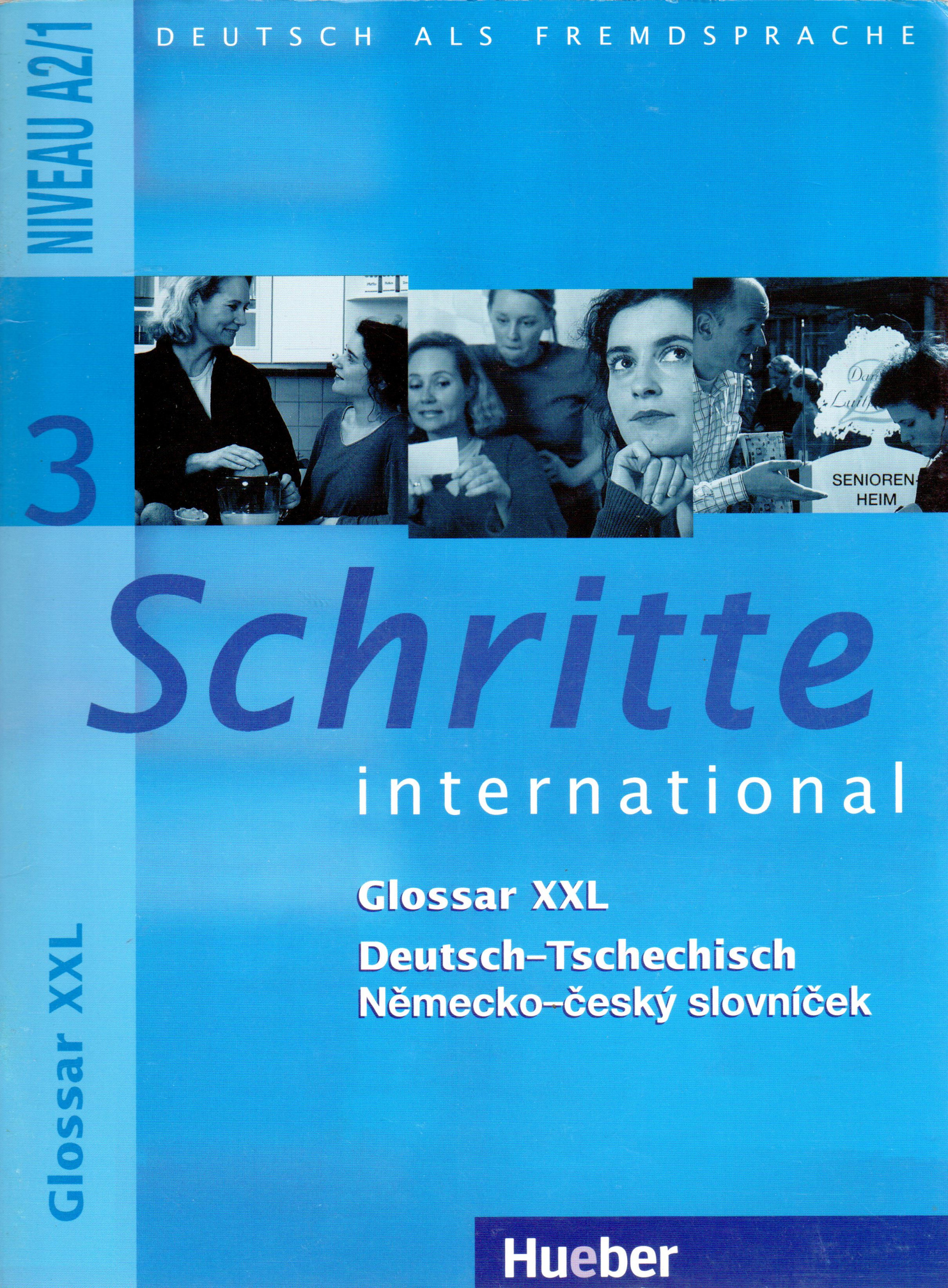 Schritte International 3: Glossar XXL - Náhled učebnice