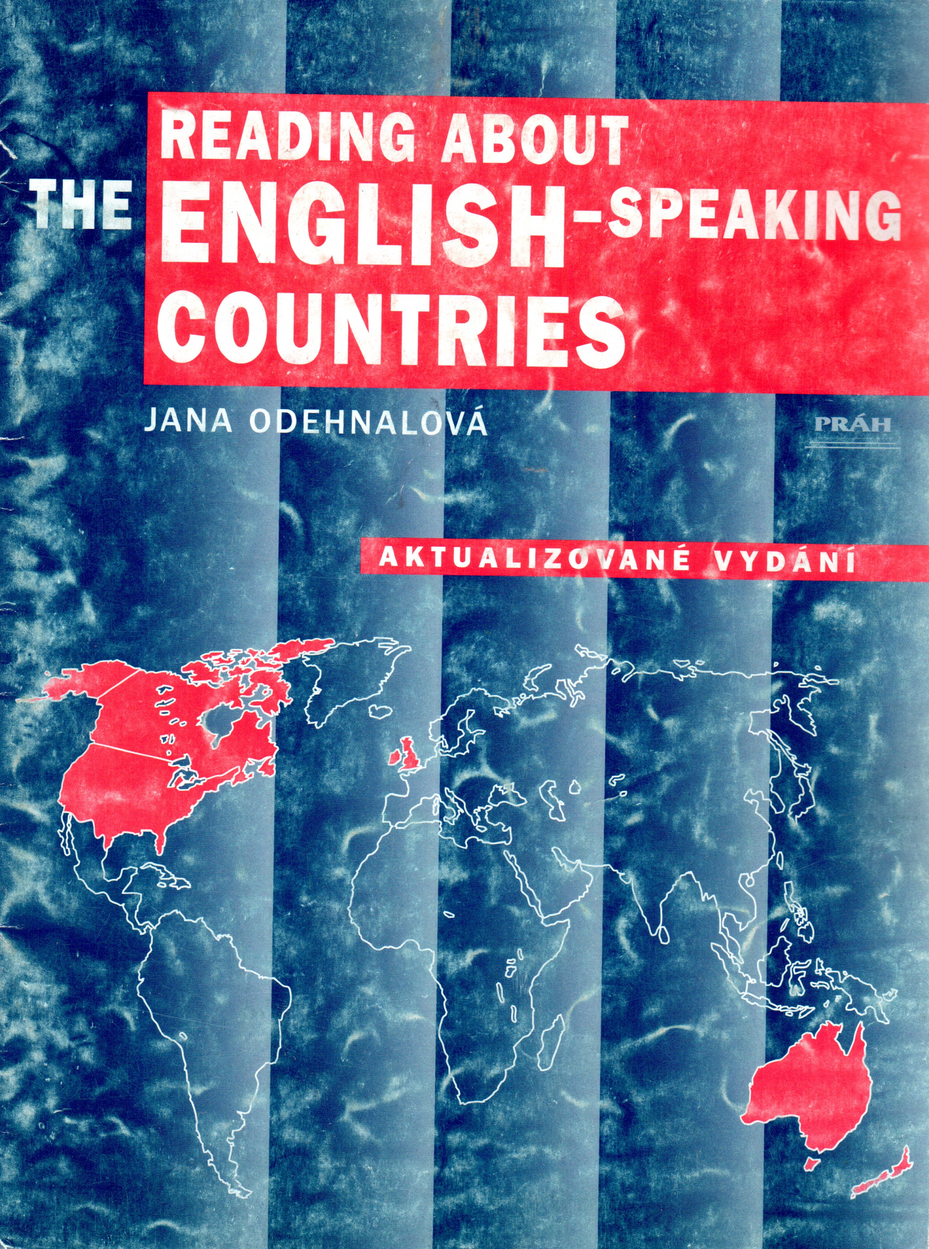 Reading about the English-speaking countries - Náhled učebnice