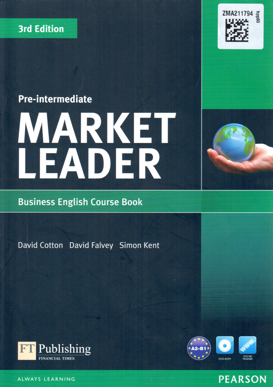 Market Leader : Business English Course Book Pre-intermediate (3rd Edition)