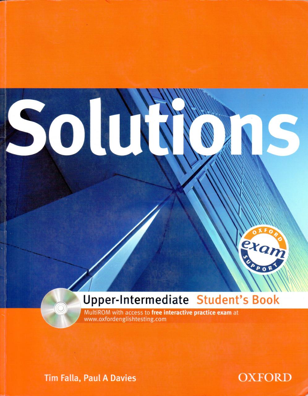 Maturita Solutions Upper-Intermediate (Student's Book) - mezinárodní verze