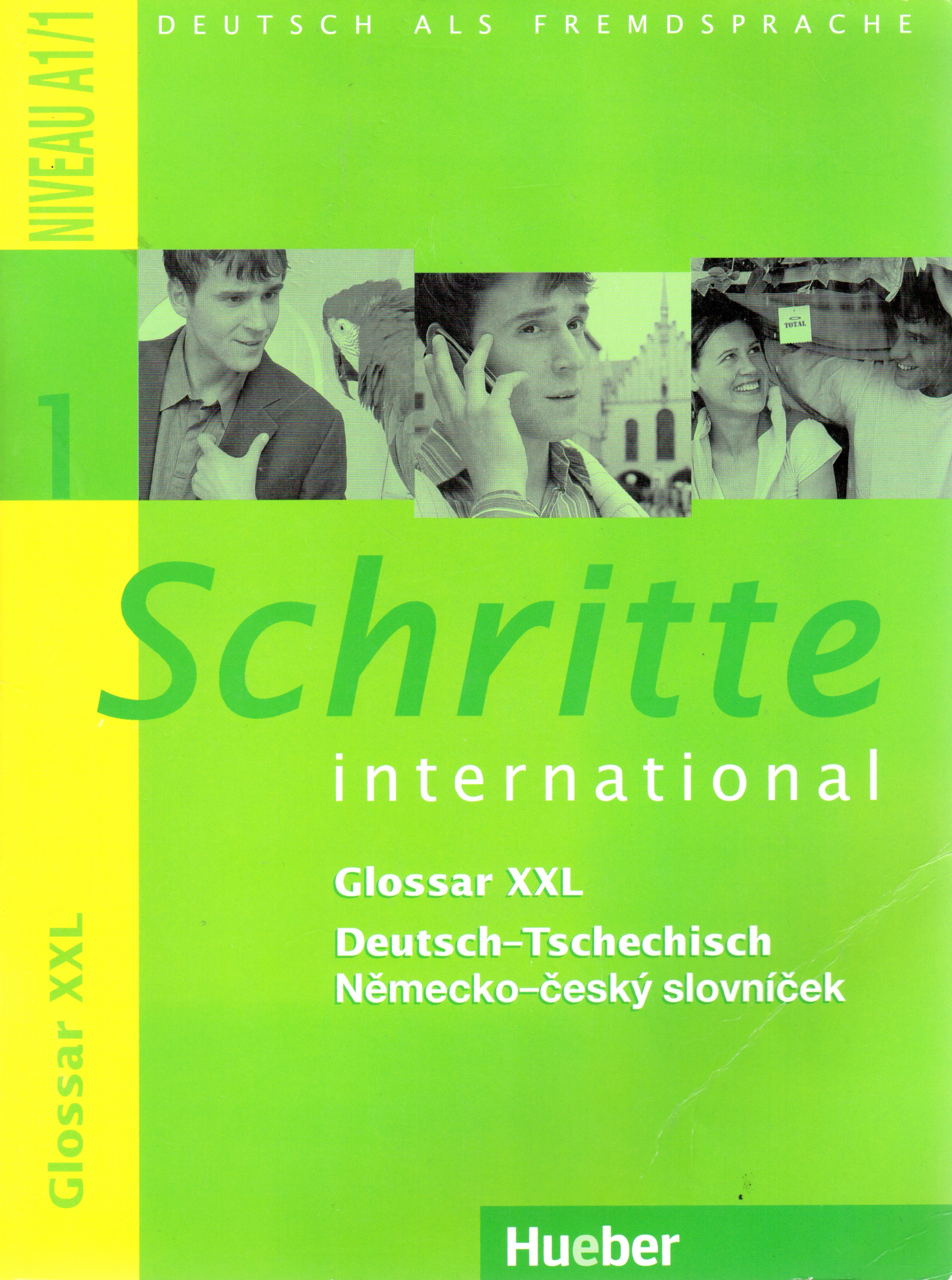 Schritte International 1: Glossar XXL - Náhled učebnice