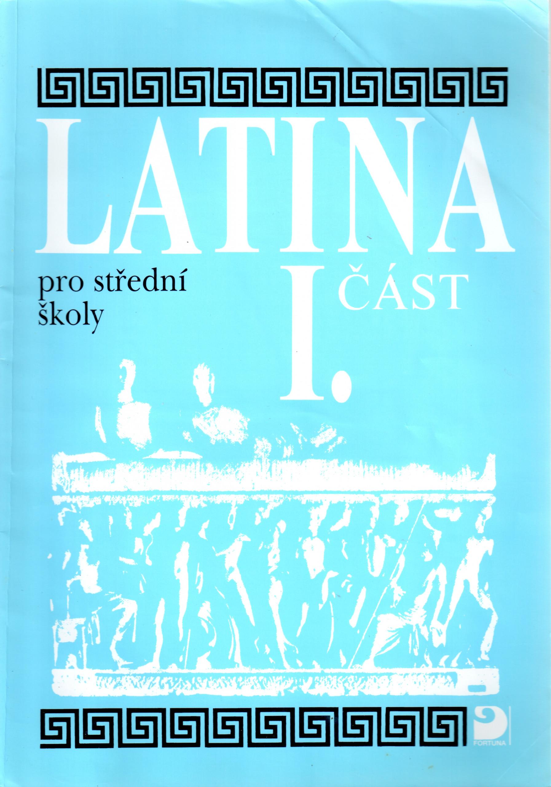 Latina pro střední školy (I. část) - Náhled učebnice
