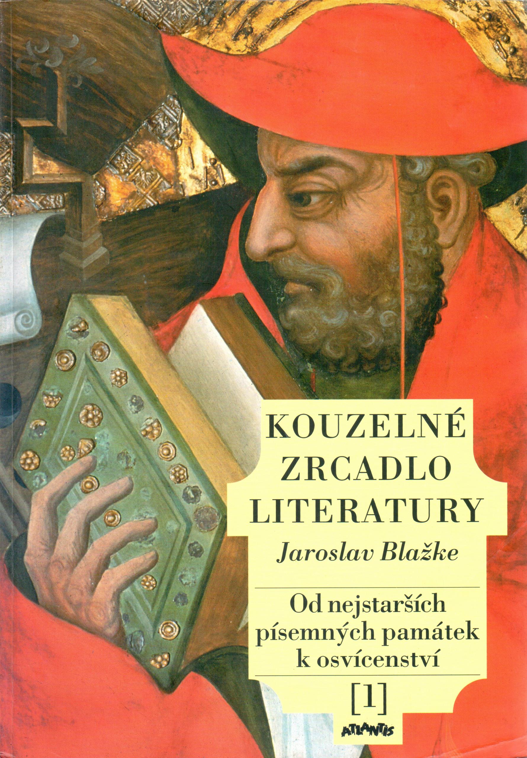 Kouzelné zrcadlo literatury 1 : od nejstarších písemných památek k osvícenství - Náhled učebnice