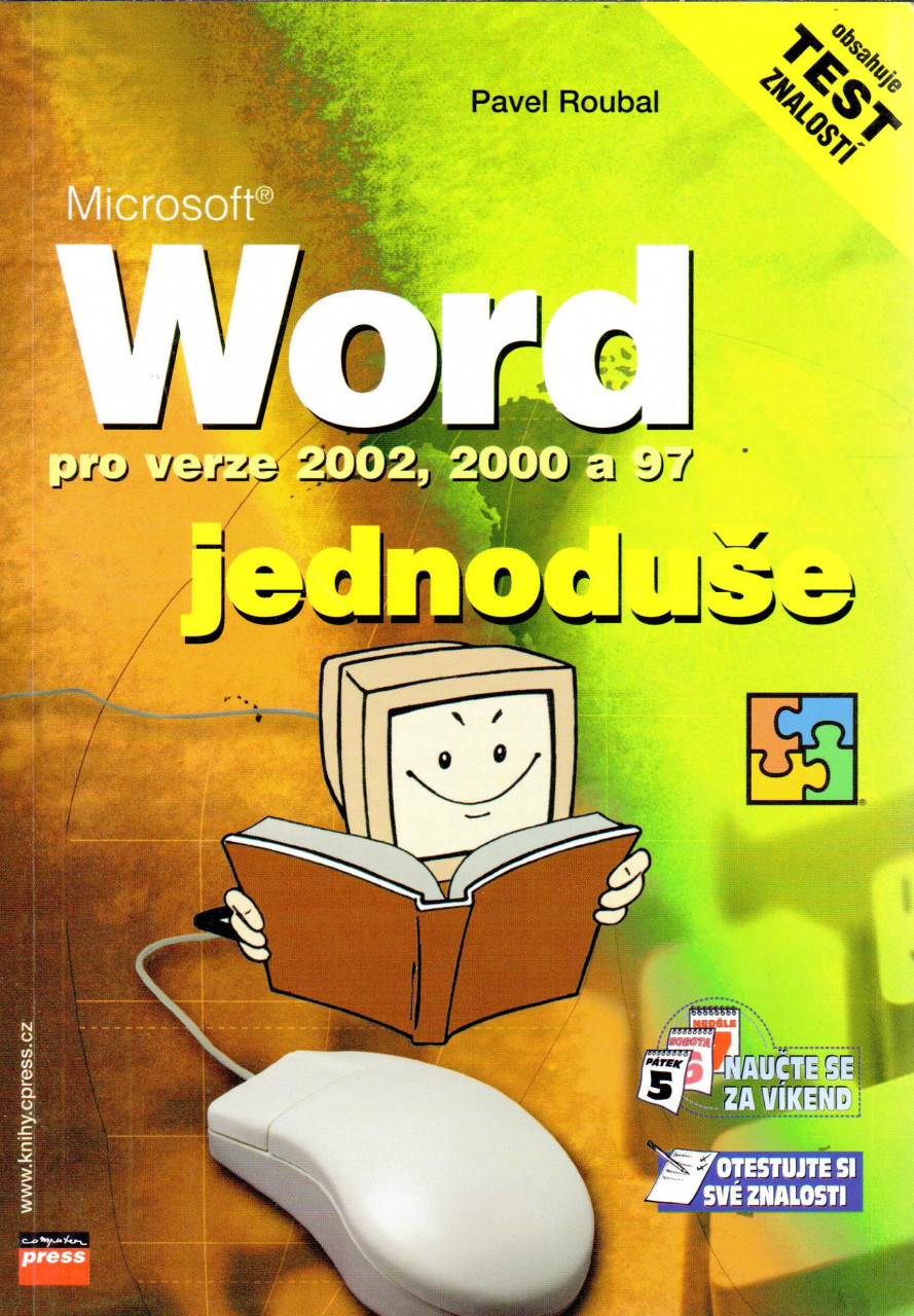 Microsoft Word pro verze 2002, 2000 a 97, jednoduše