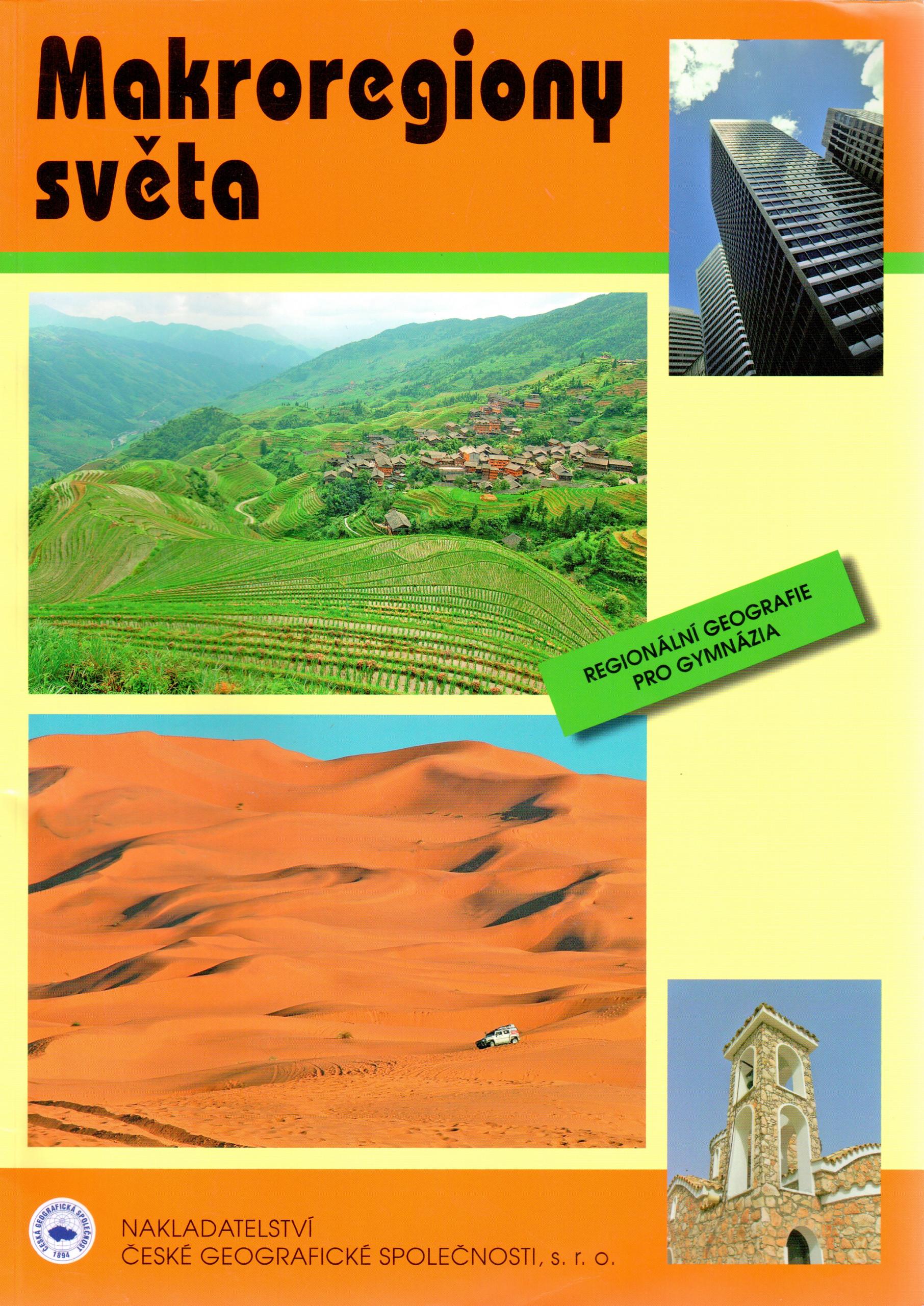 Makroregiony světa : regionální geografie pro gymnázia - Náhled učebnice
