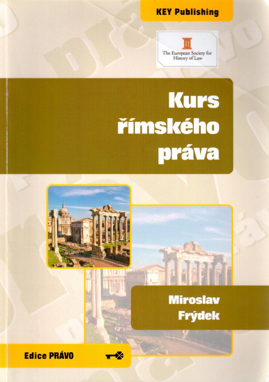 Kurs římského práva
