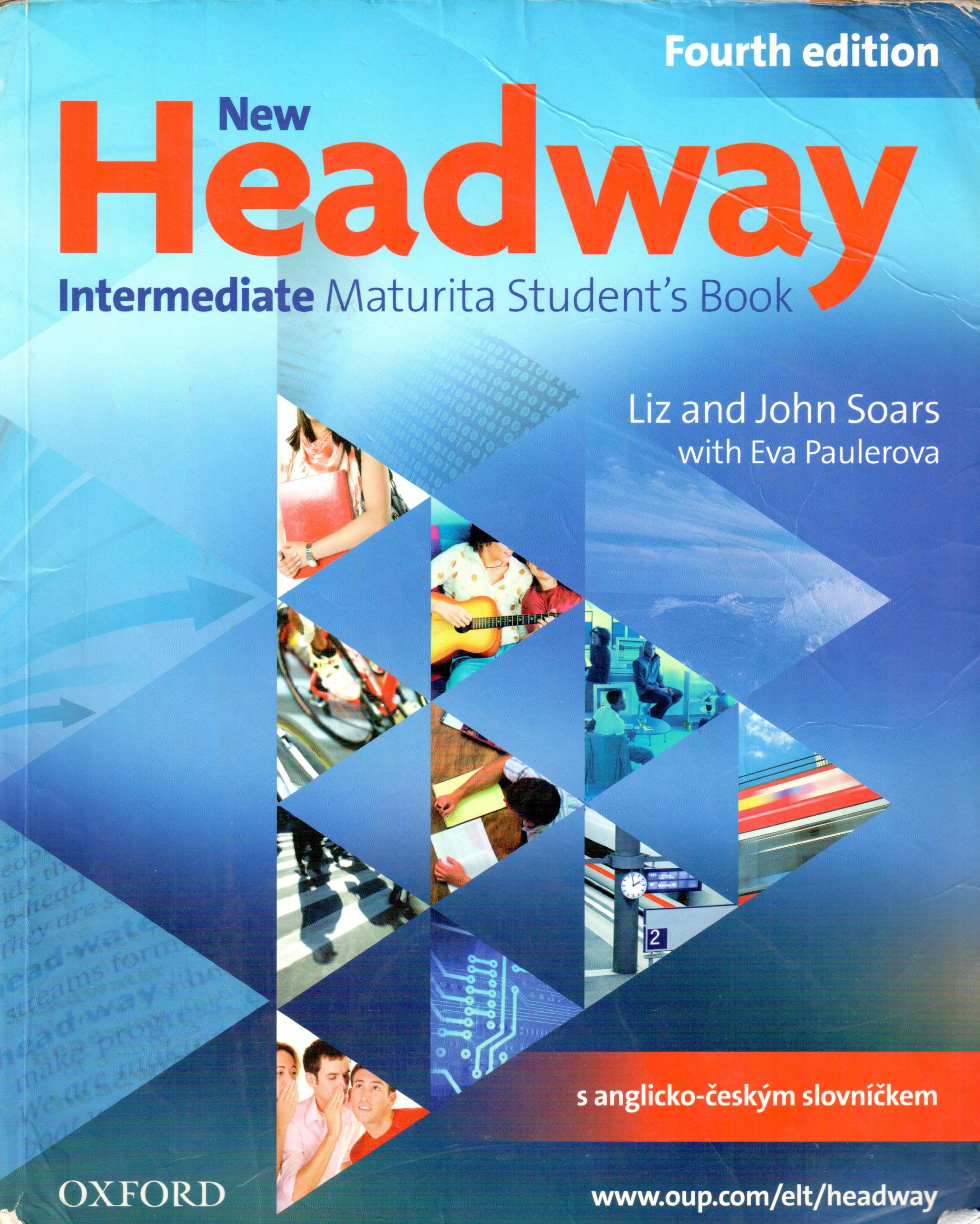 New Headway: Intermediate Maturita Student's Book - Náhled učebnice