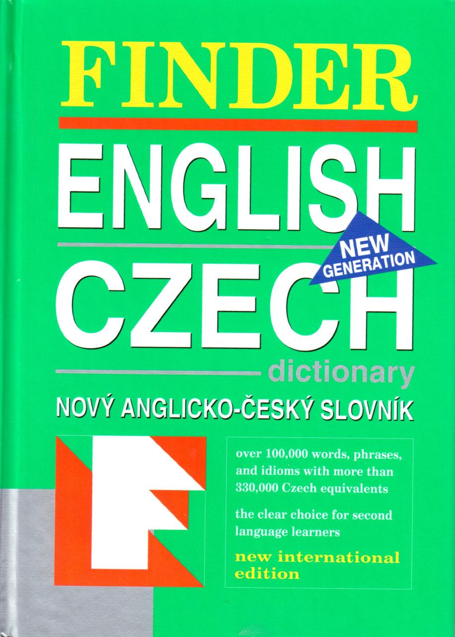 Finder Anglicko-český slovník