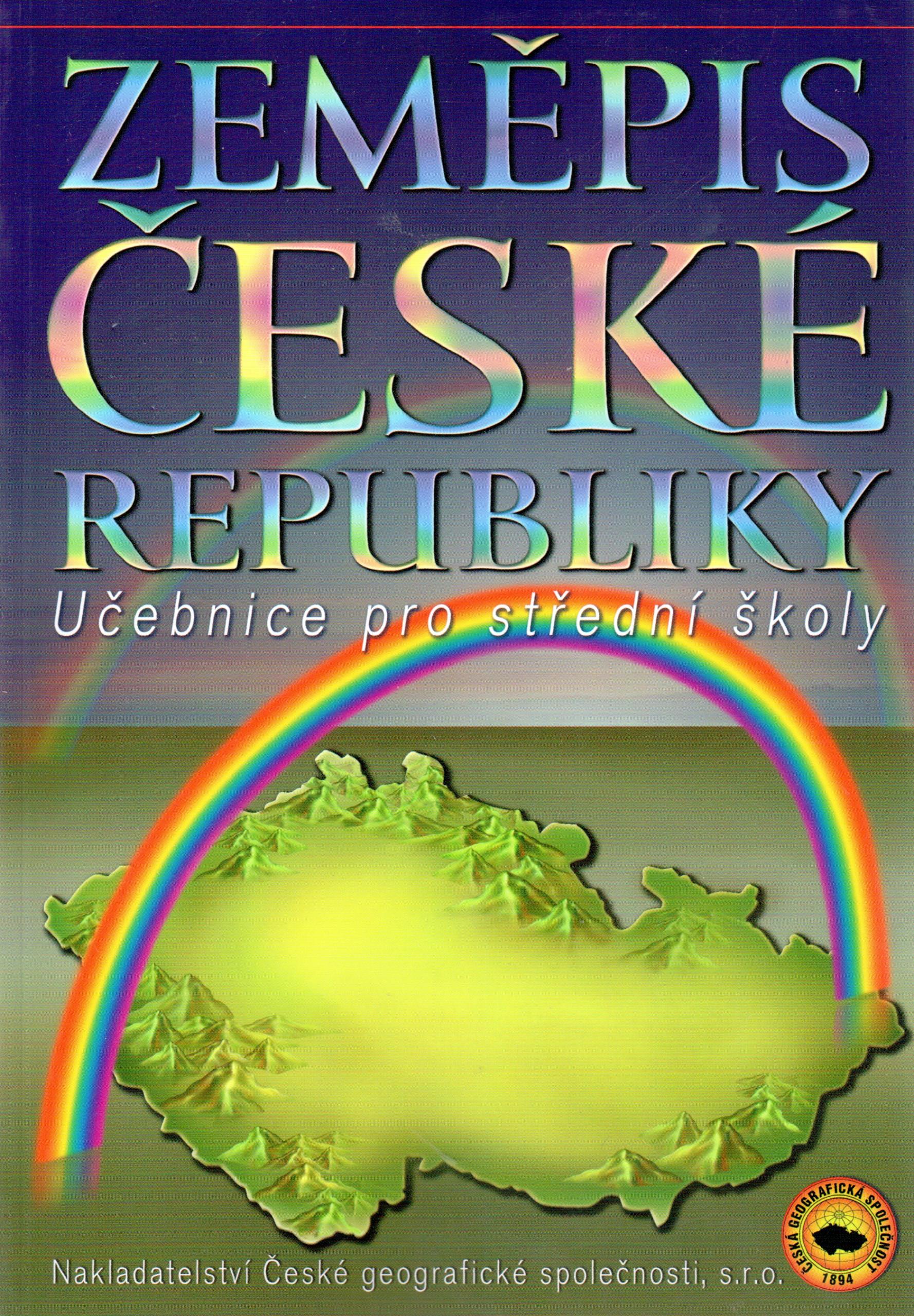 Zeměpis České republiky : učebnice pro střední školy - Náhled učebnice
