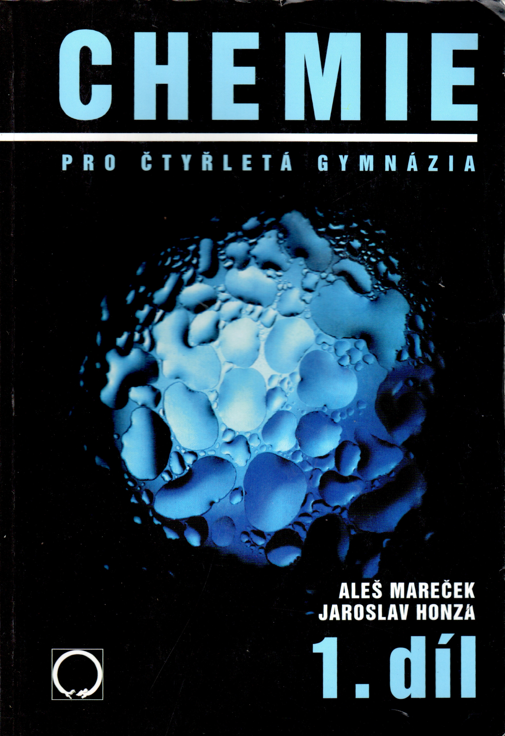 Chemie pro čtyřletá gymnázia (1. díl) - Náhled učebnice