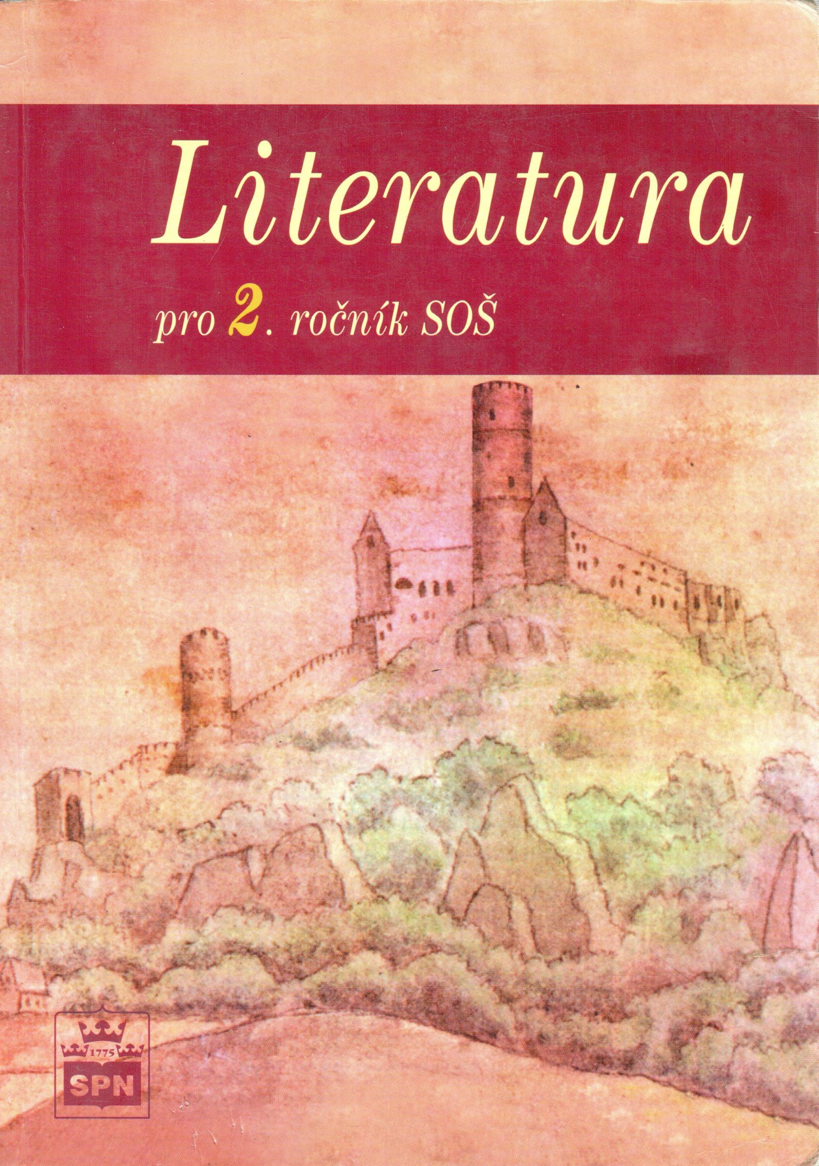 Literatura pro 2. ročník SOŠ - Náhled učebnice
