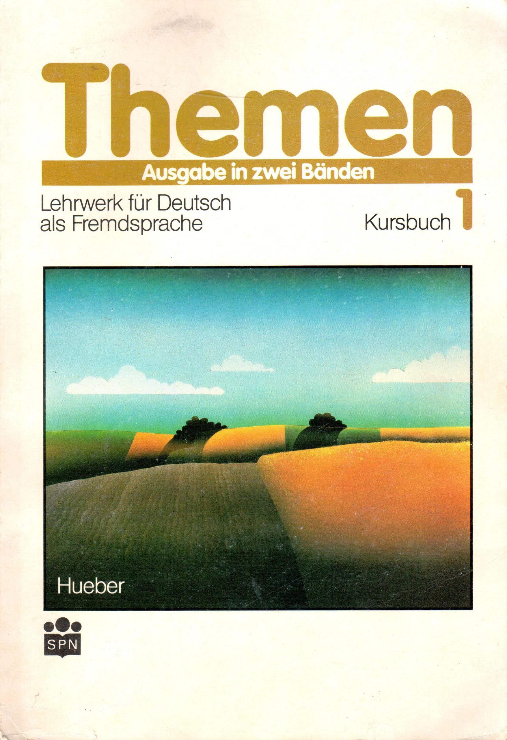 Themen 1: Kursbuch - Náhled učebnice