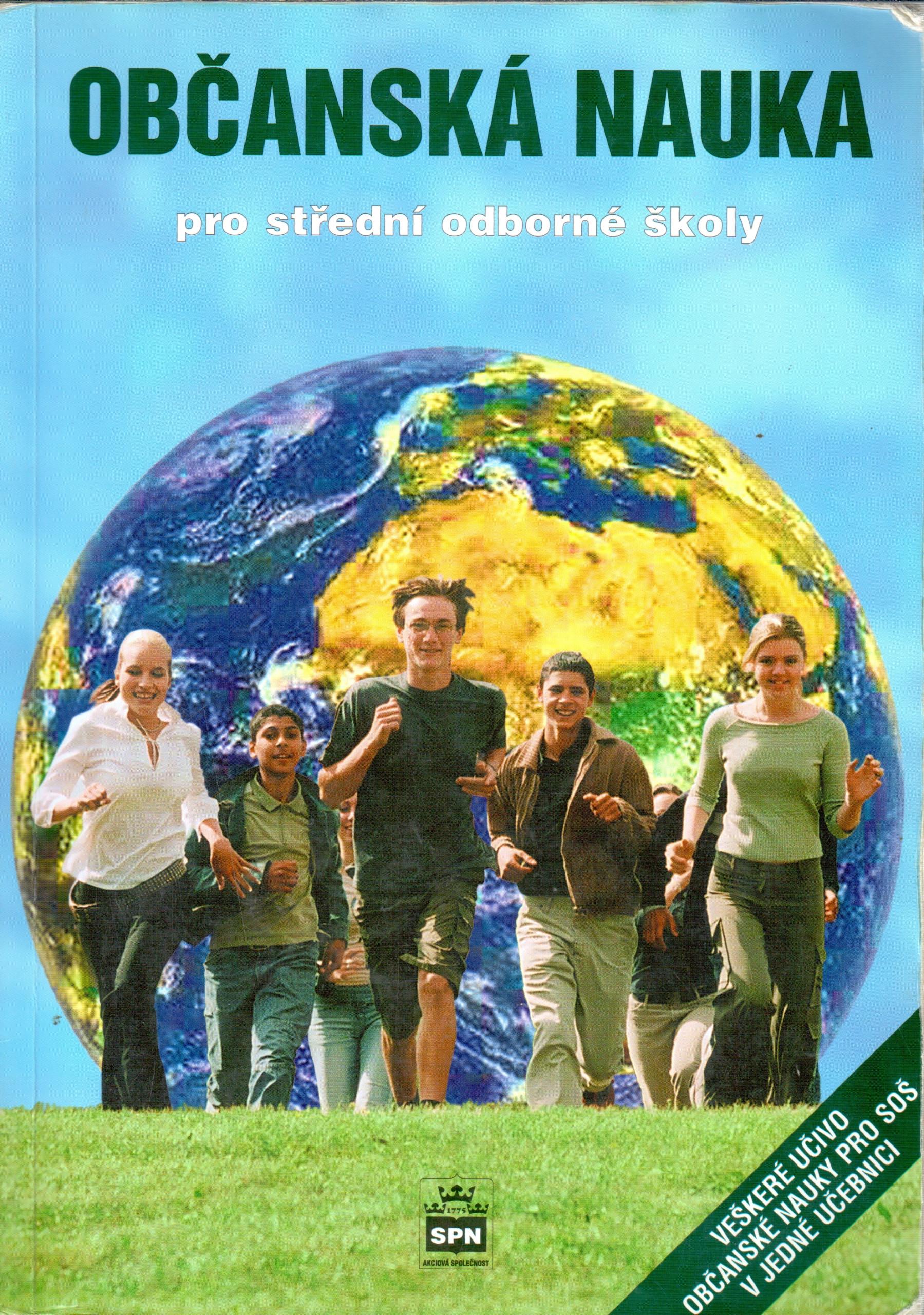 Občanská nauka pro střední odborné školy - Náhled učebnice
