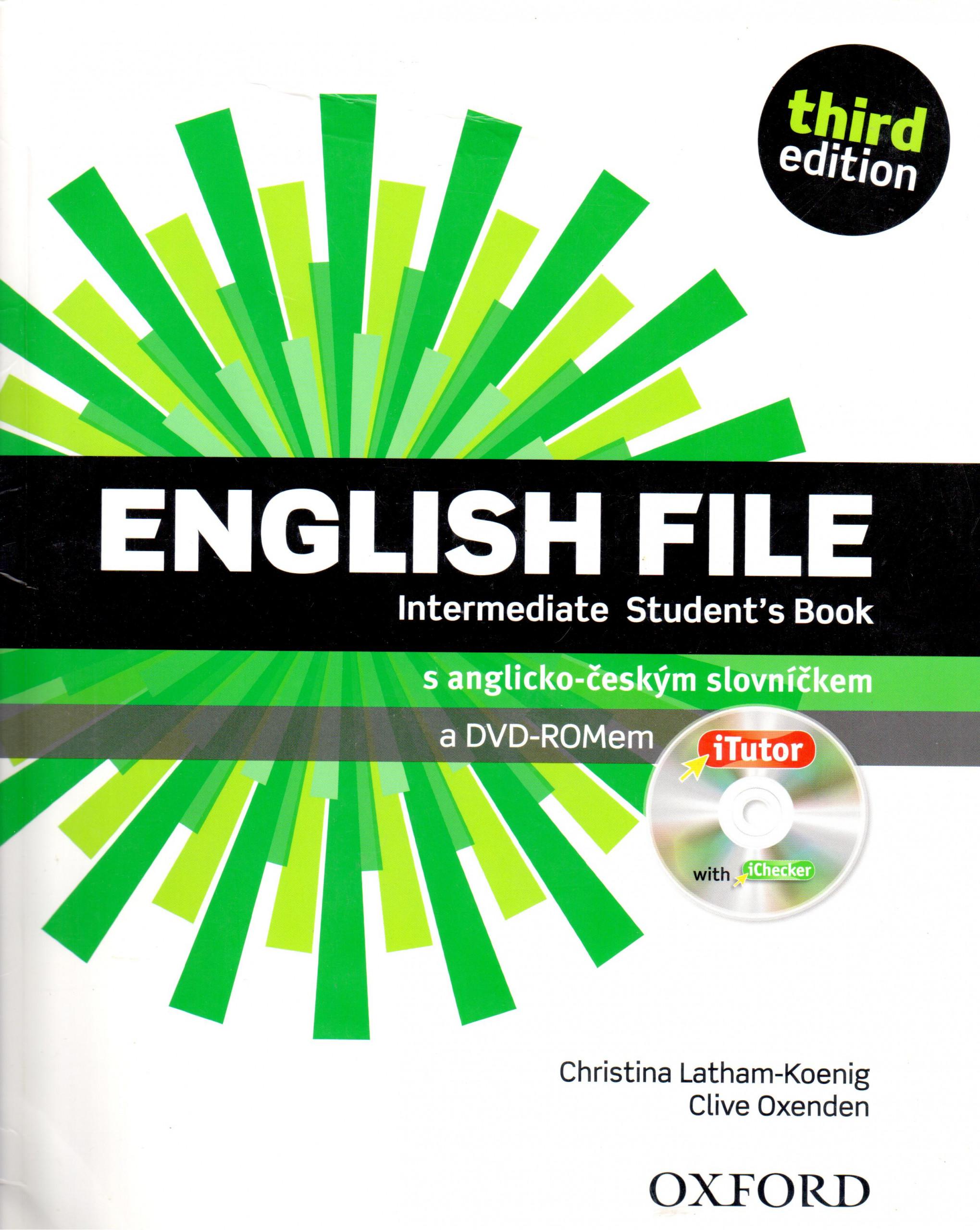 English File: Intermediate Student's Book (3rd edition) - Náhled učebnice