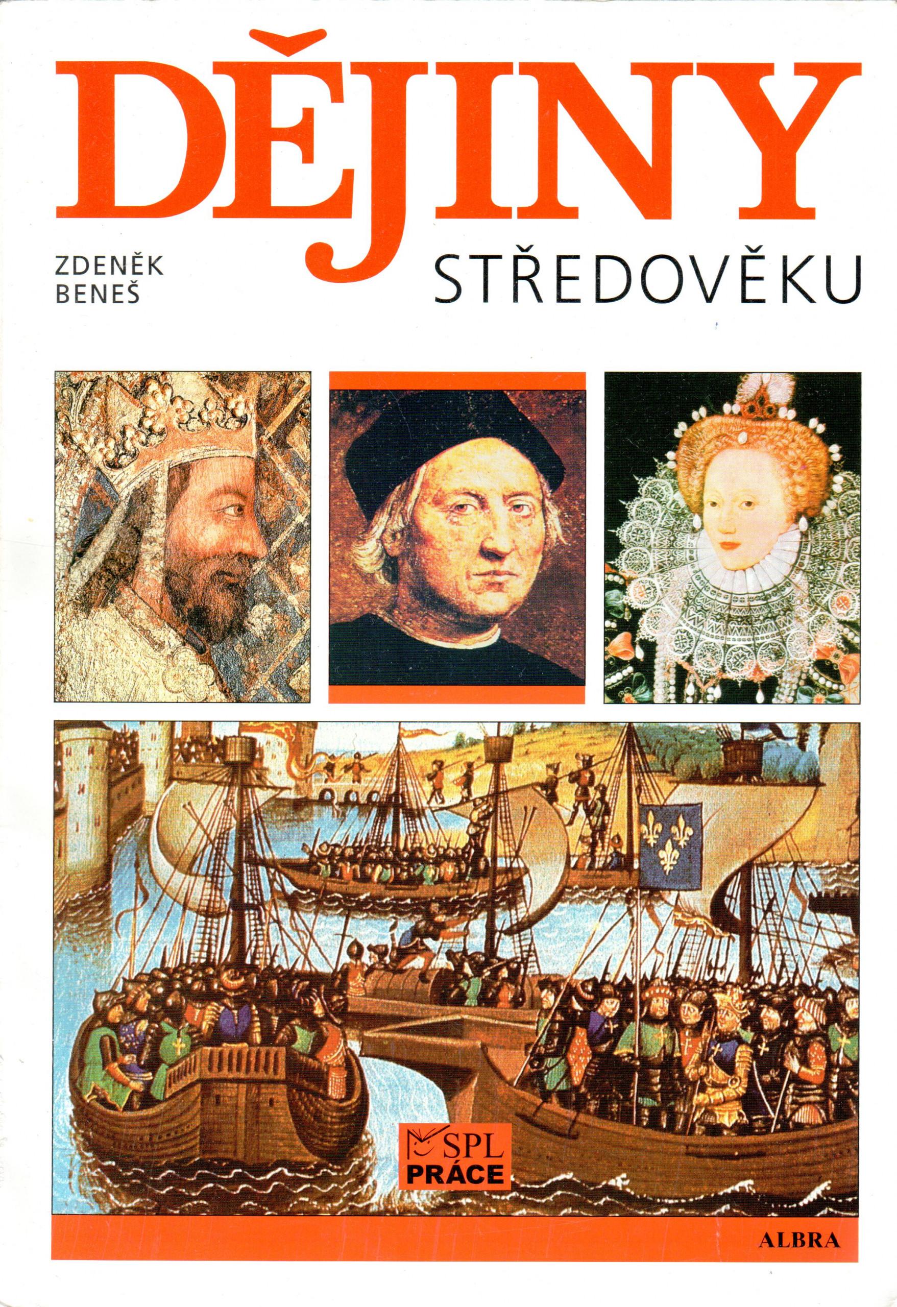 Dějiny středověku a prvního století raného novověku - Náhled učebnice