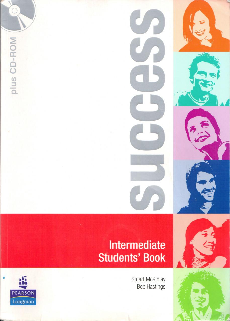 Success: Intermediate Student's Book