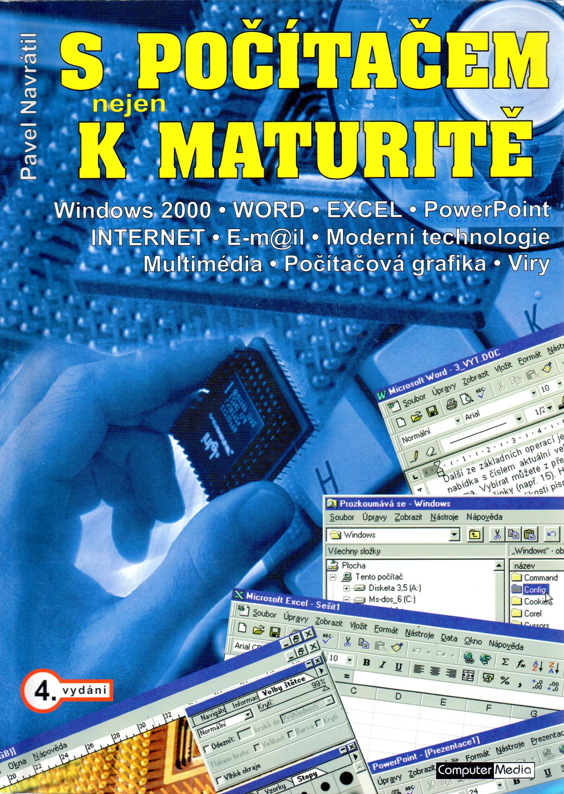 S počítačem nejen k maturitě - Náhled učebnice