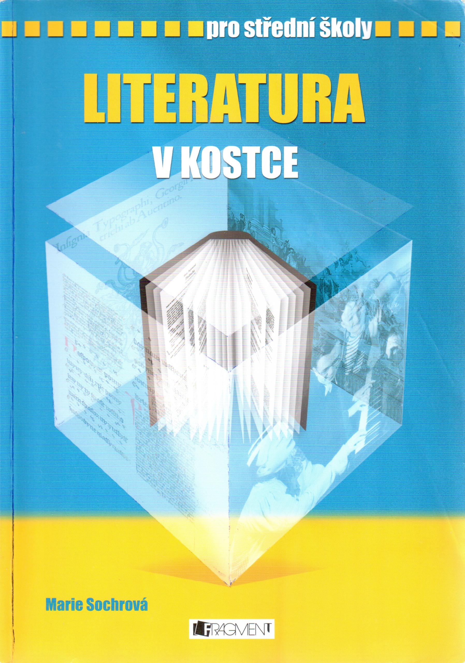 Literatura v kostce pro střední školy - Náhled učebnice