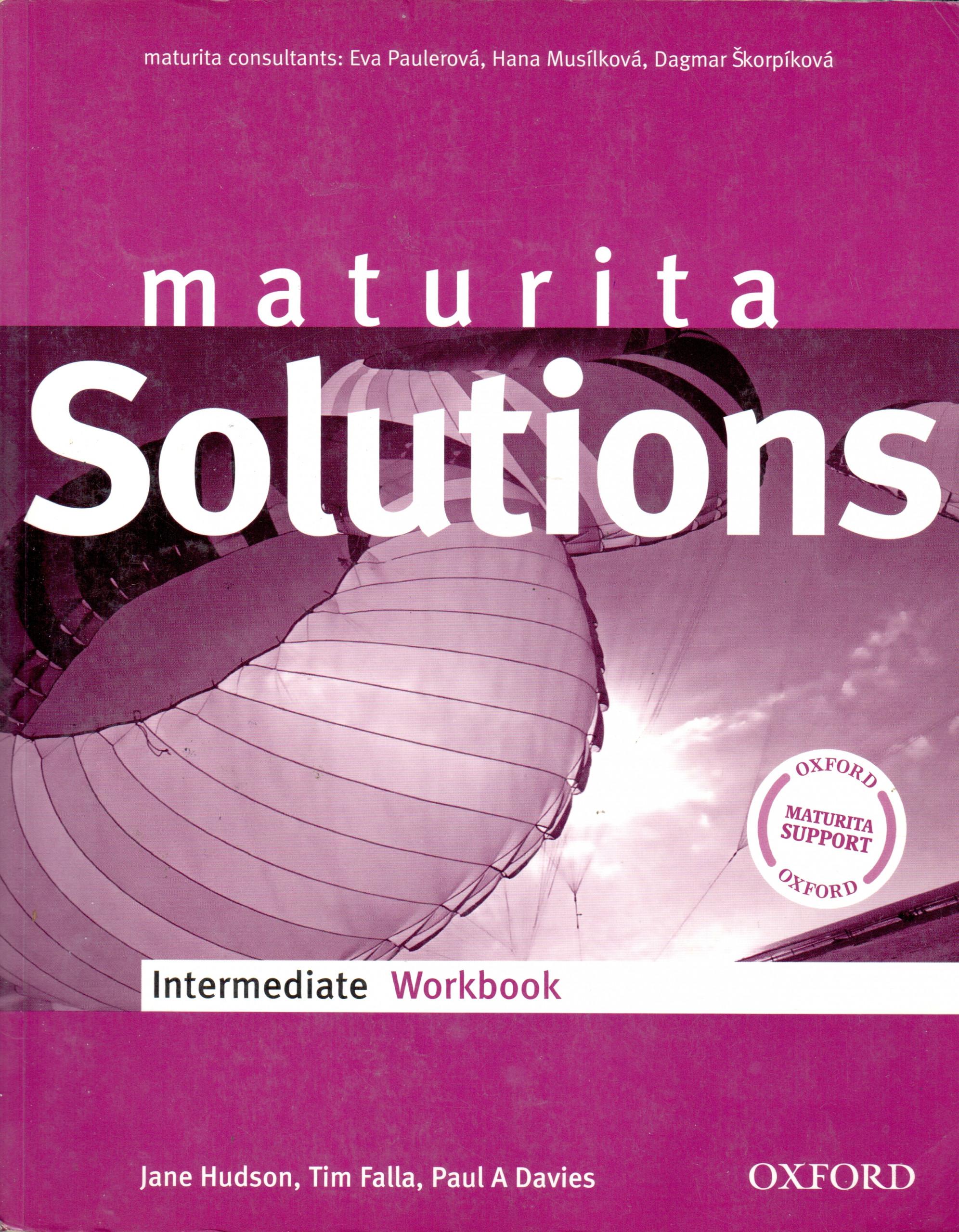 Maturita Solutions: Intermediate Workbook - Náhled učebnice