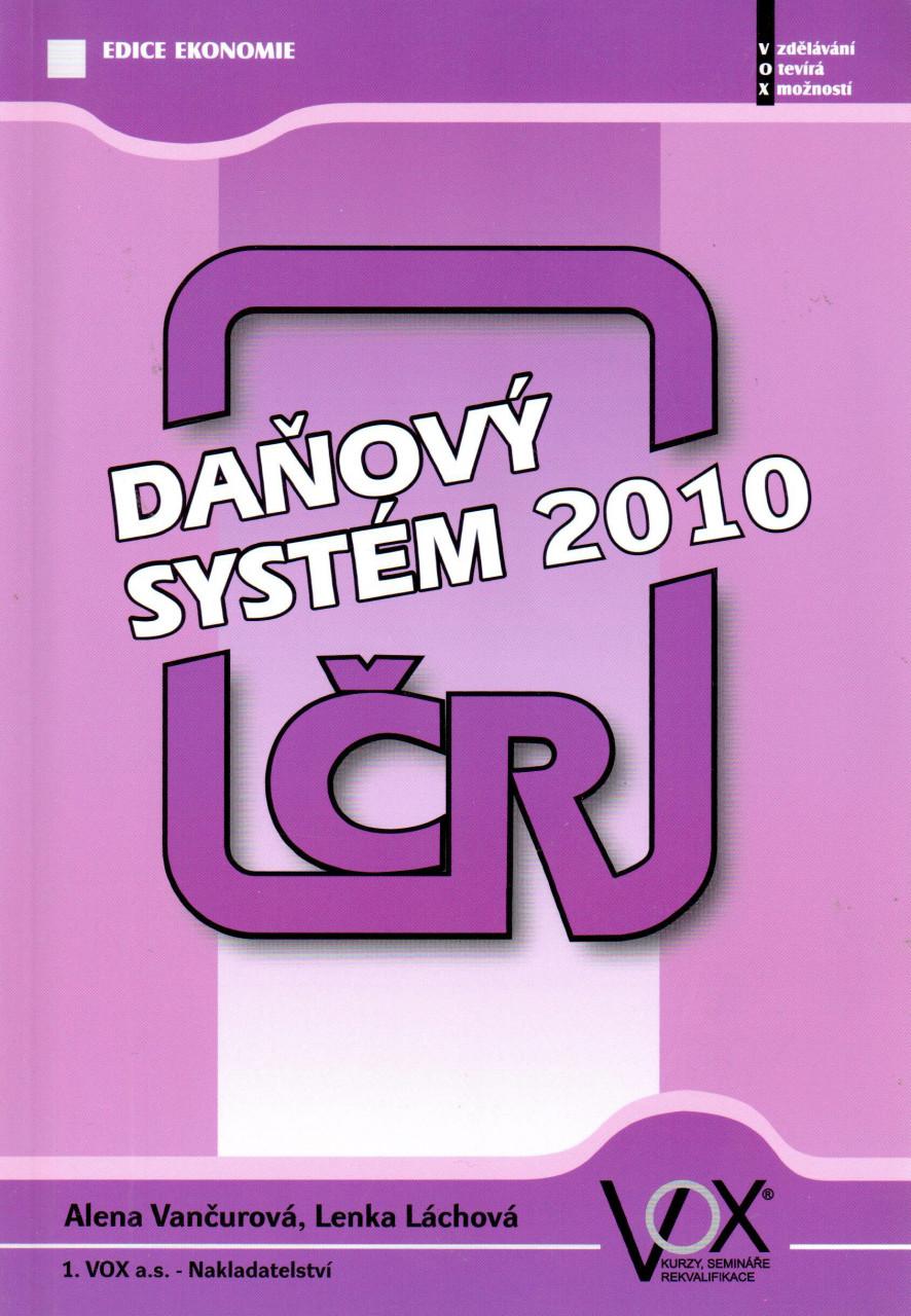 Daňový systém 2010