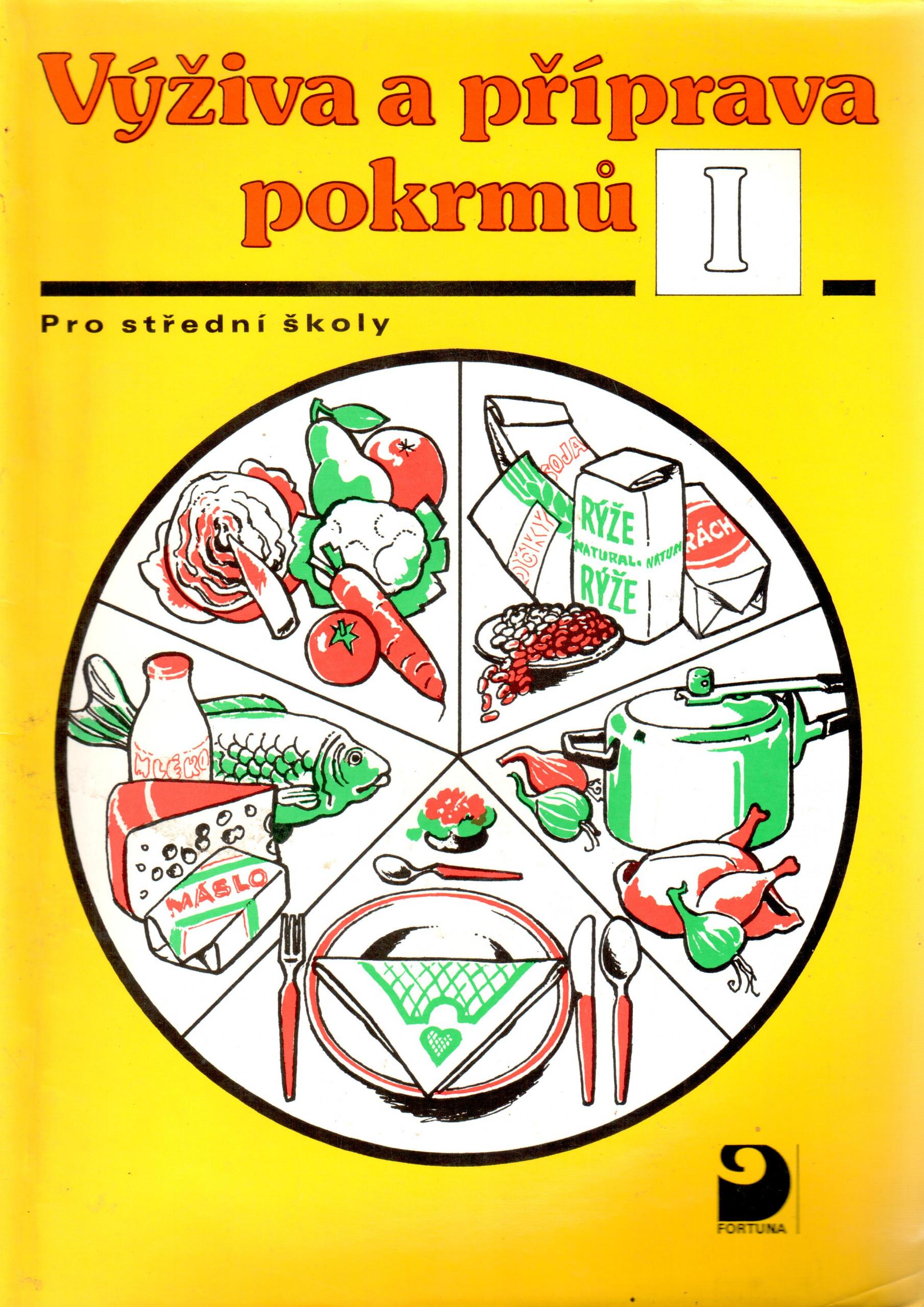 Výživa a příprava pokrmů I - Náhled učebnice