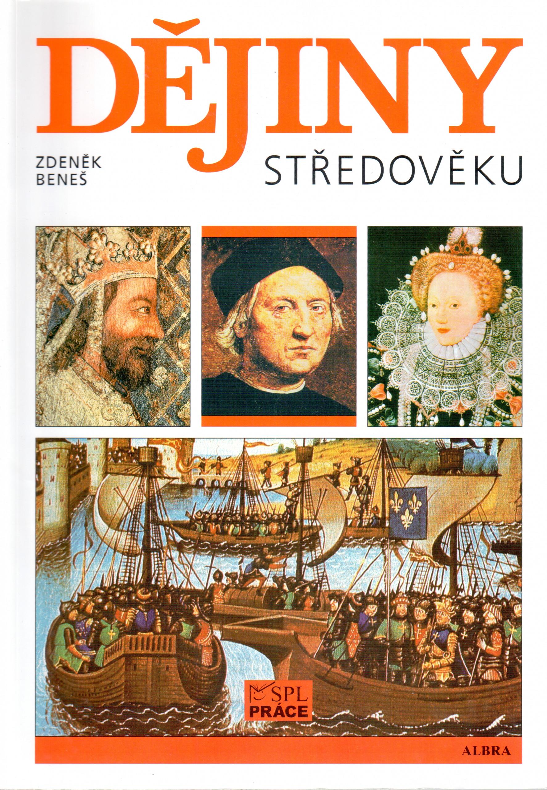 Dějiny středověku - Náhled učebnice
