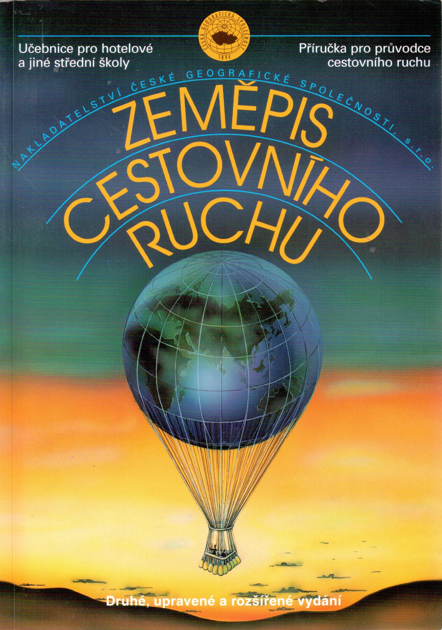 Zeměpis cestovního ruchu - Náhled učebnice