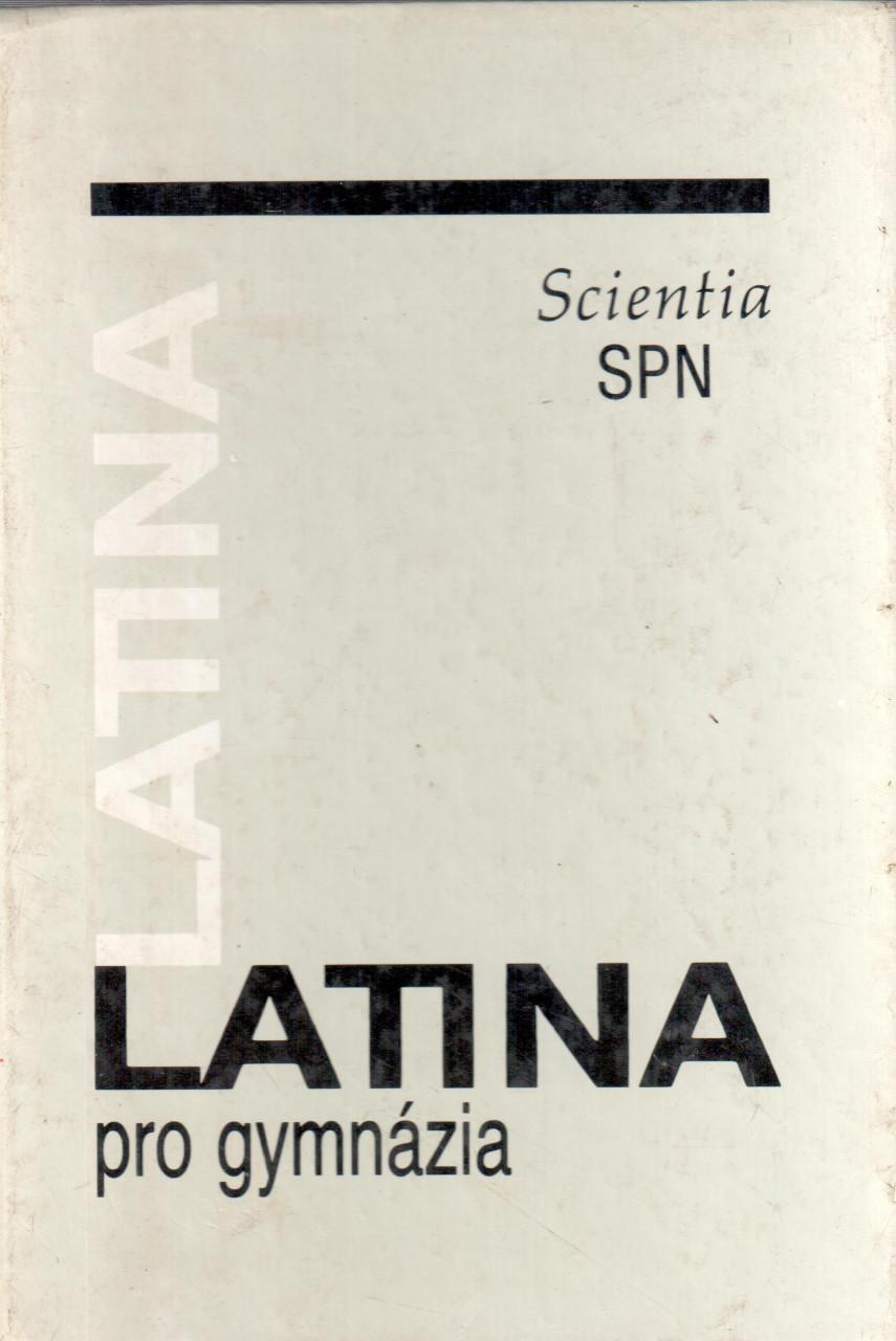 Latina pro gymnázia