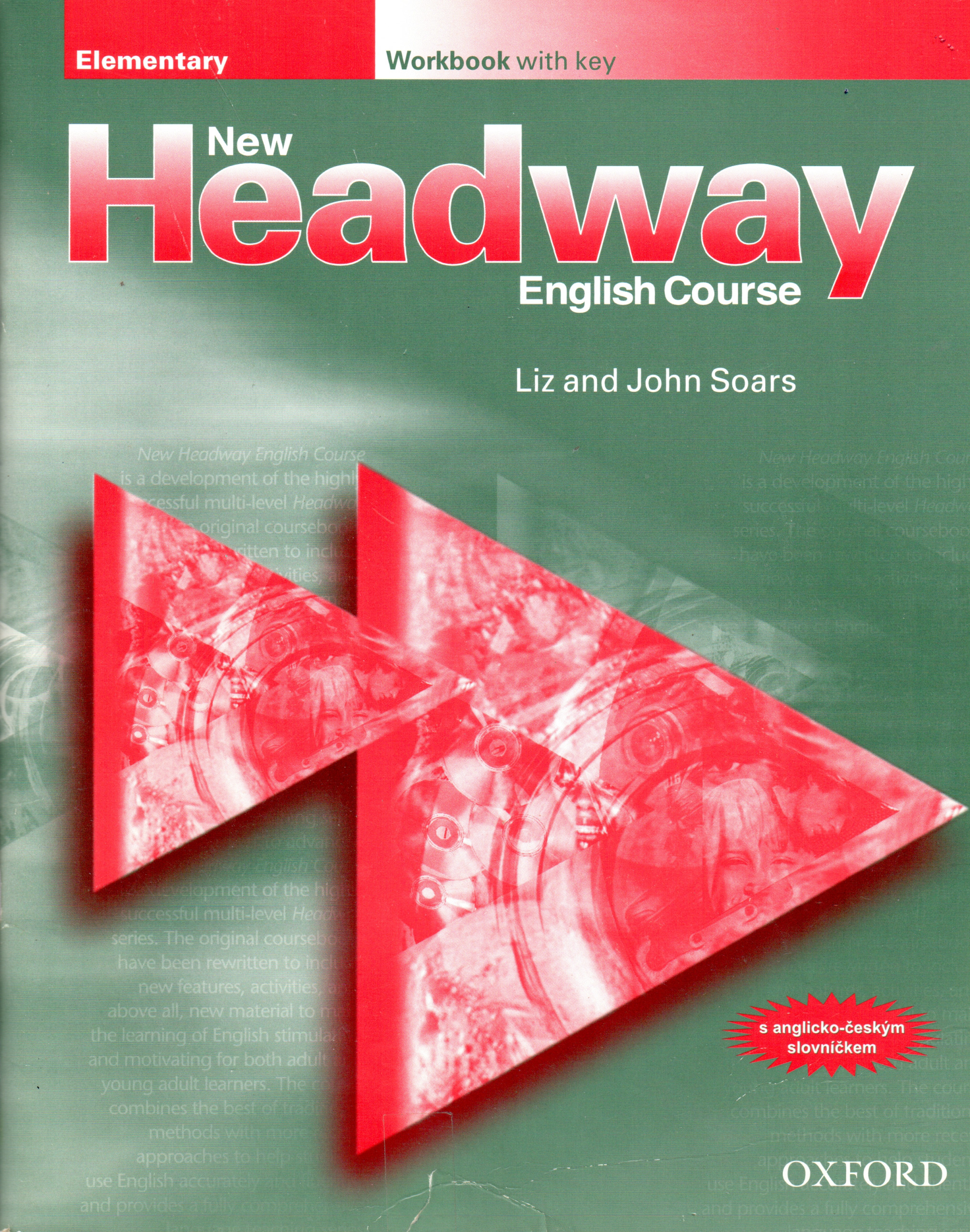 New Headway: Elementary Workbook with Key - Náhled učebnice