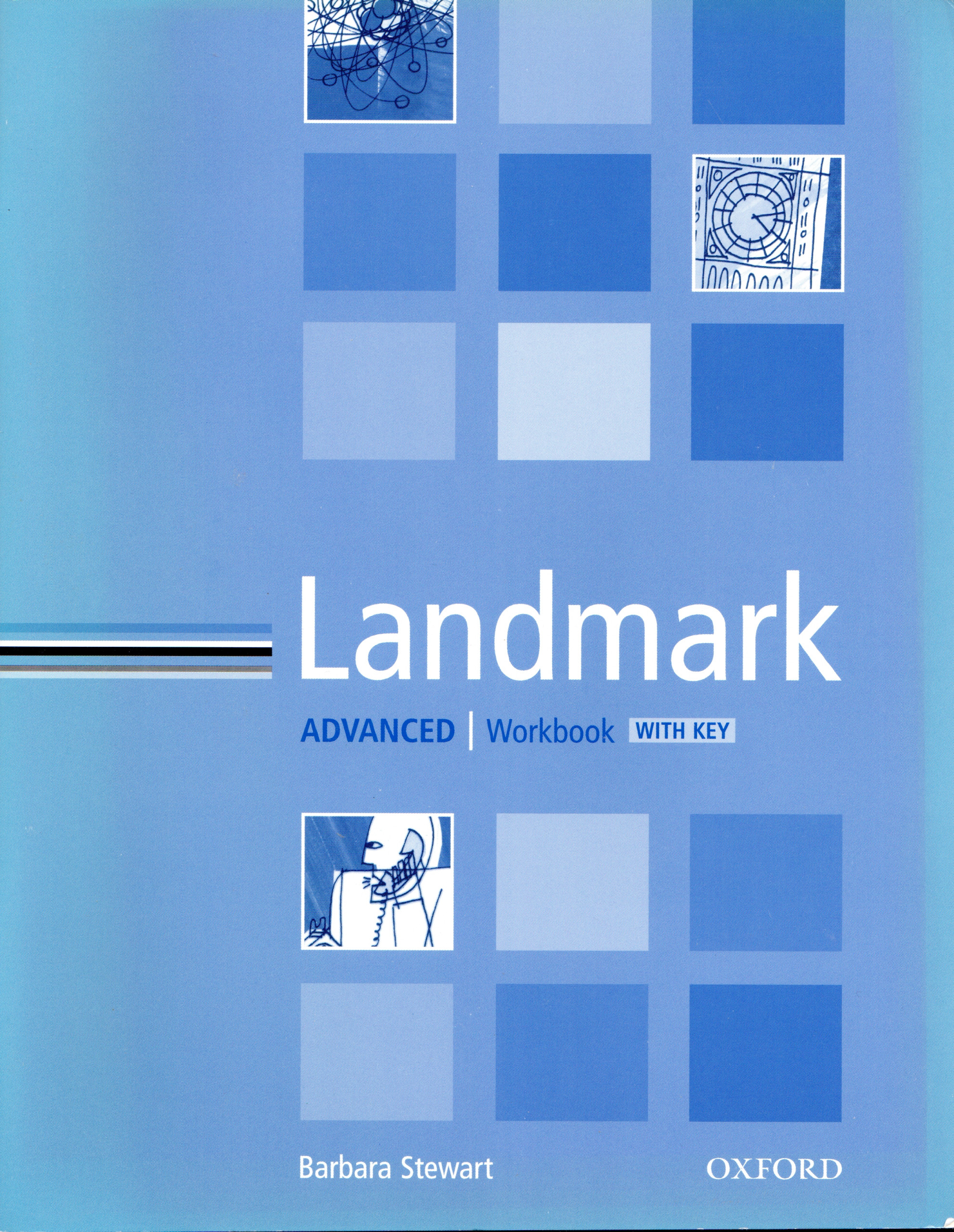 Landmark: Advanced Workbook - Náhled učebnice