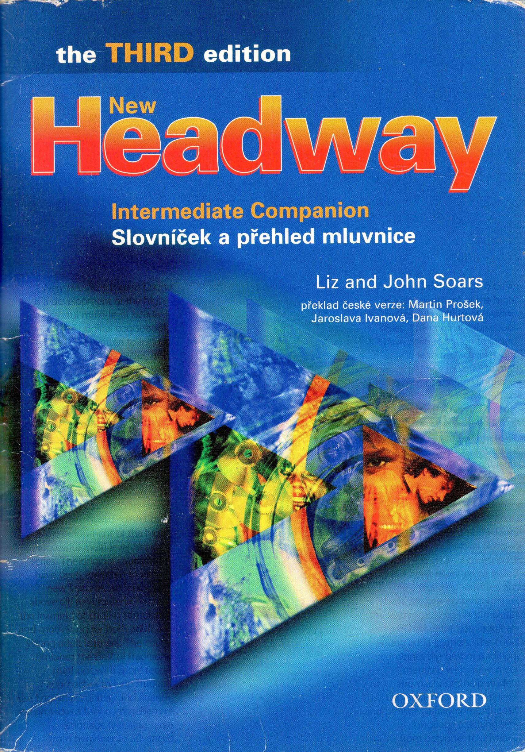 New Headway: Intermediate Companion - Náhled učebnice